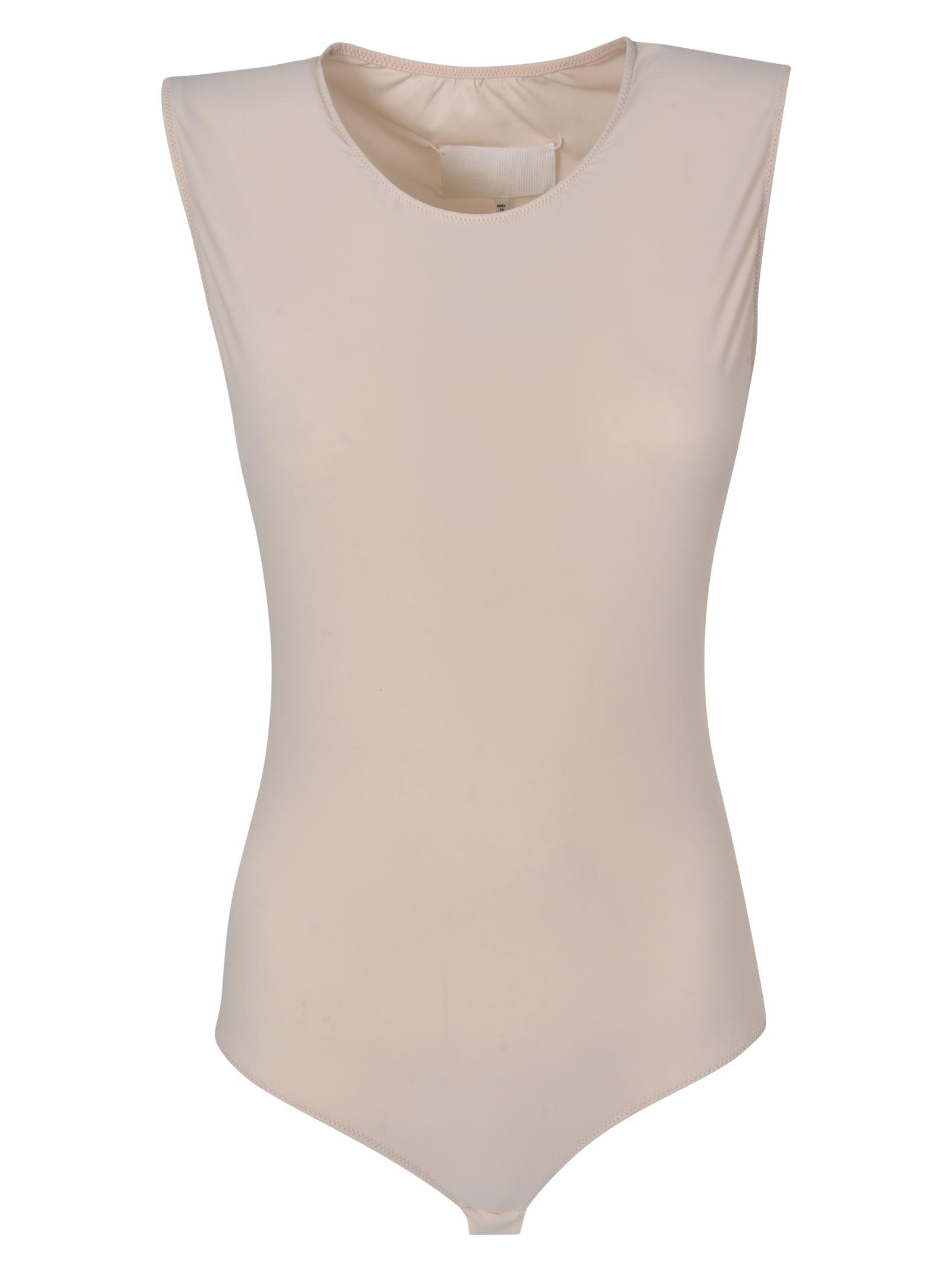 Maison Margiela Sleeveless Plain Bodysuit