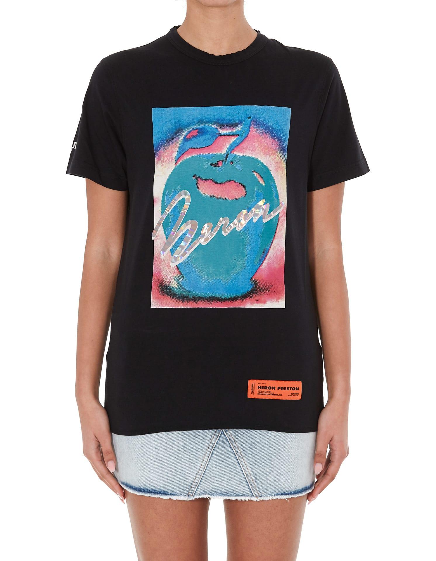 Apple Graphy Tshirt