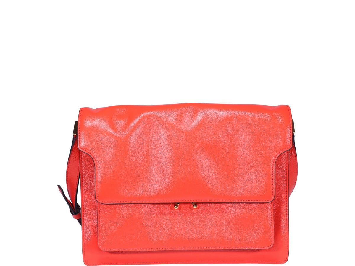 Trunk Crossbody Bag