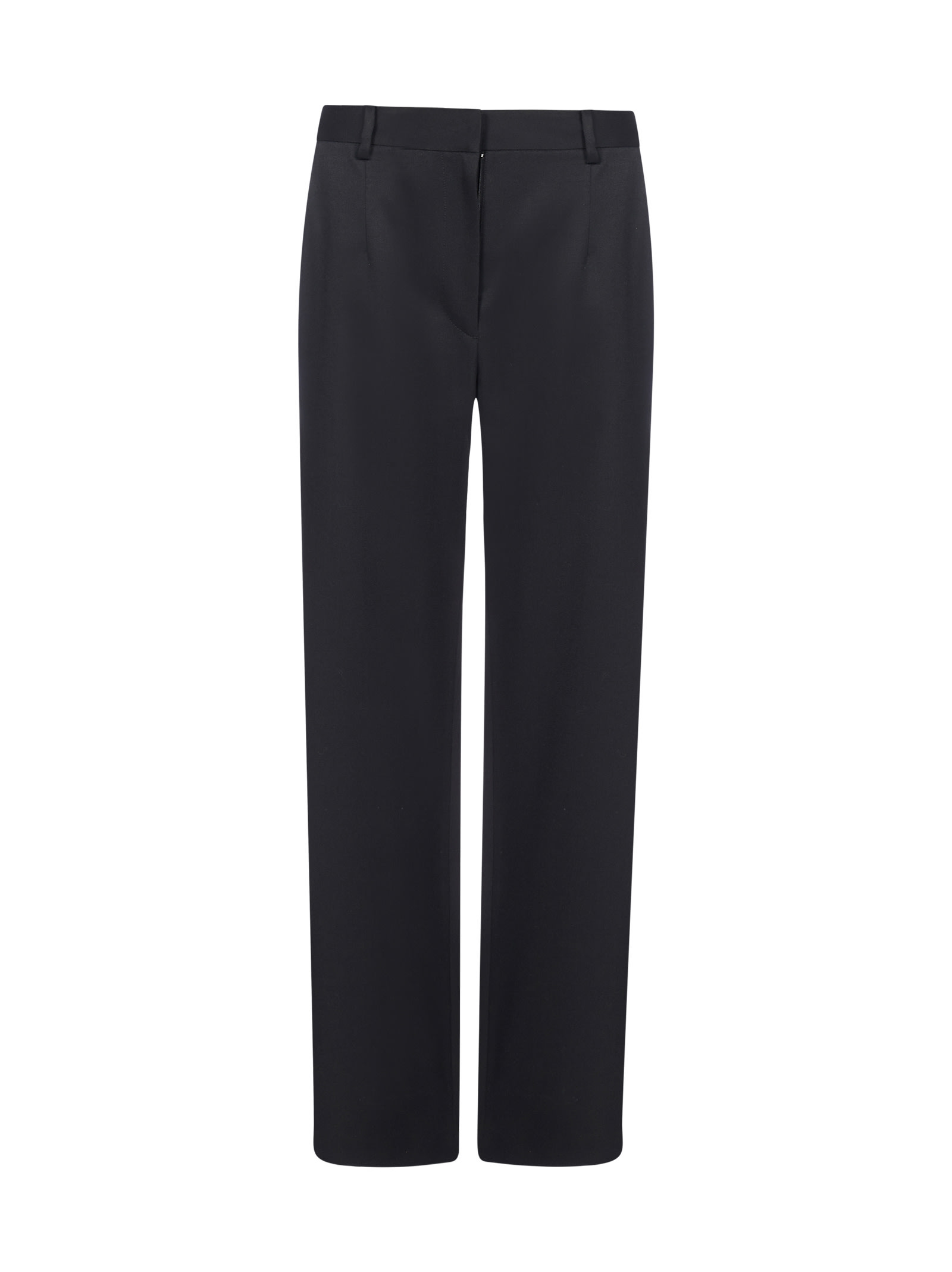 MM6 Maison Margiela Wool-blend Palazzo Trousers