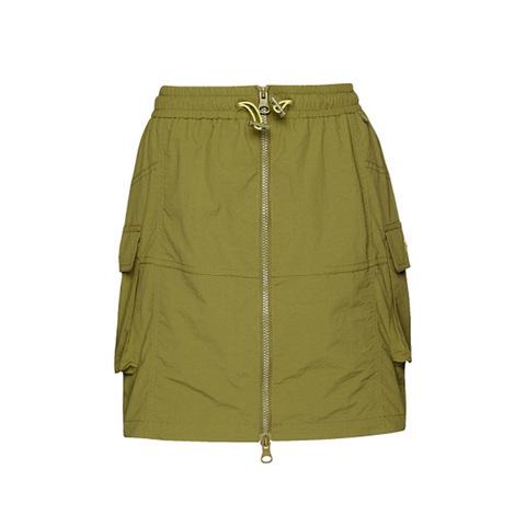FILA 口袋短裙-橄欖綠 5SKV-1813-OV