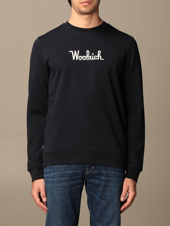 Woolrich Sweatshirt Sweatshirt Men Woolrich