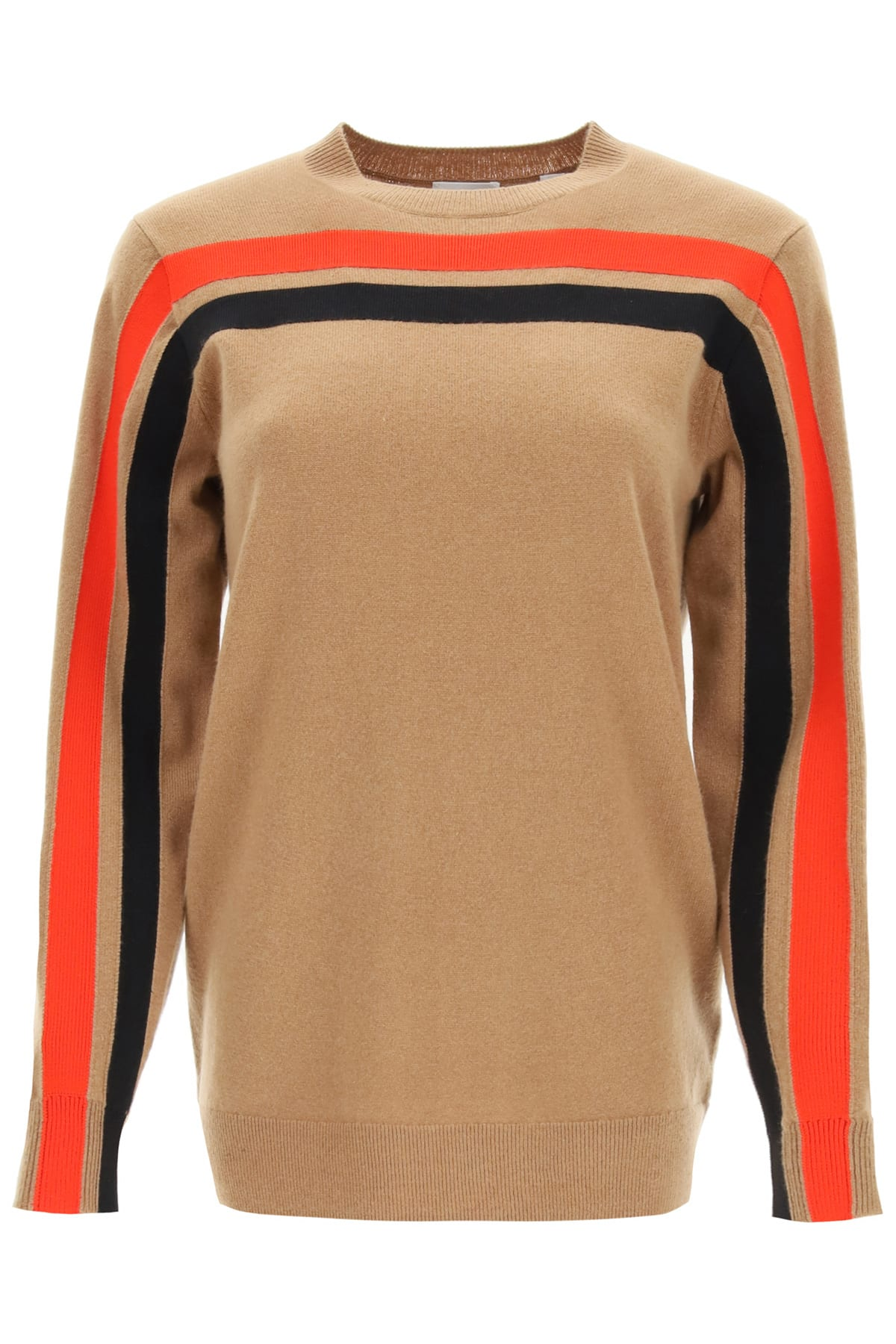 Steffy Sweater In Technical Cashmere