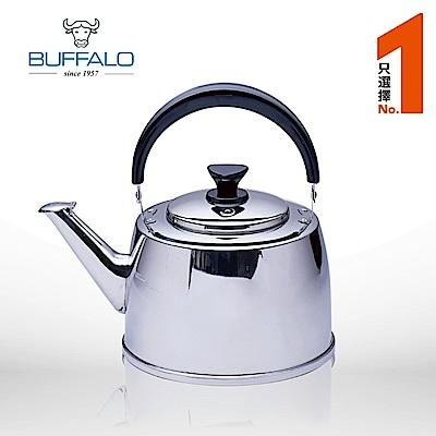 牛頭牌 新雅登笛音壺4L-304不銹鋼-燒水壺-茶壺-大容量(快)