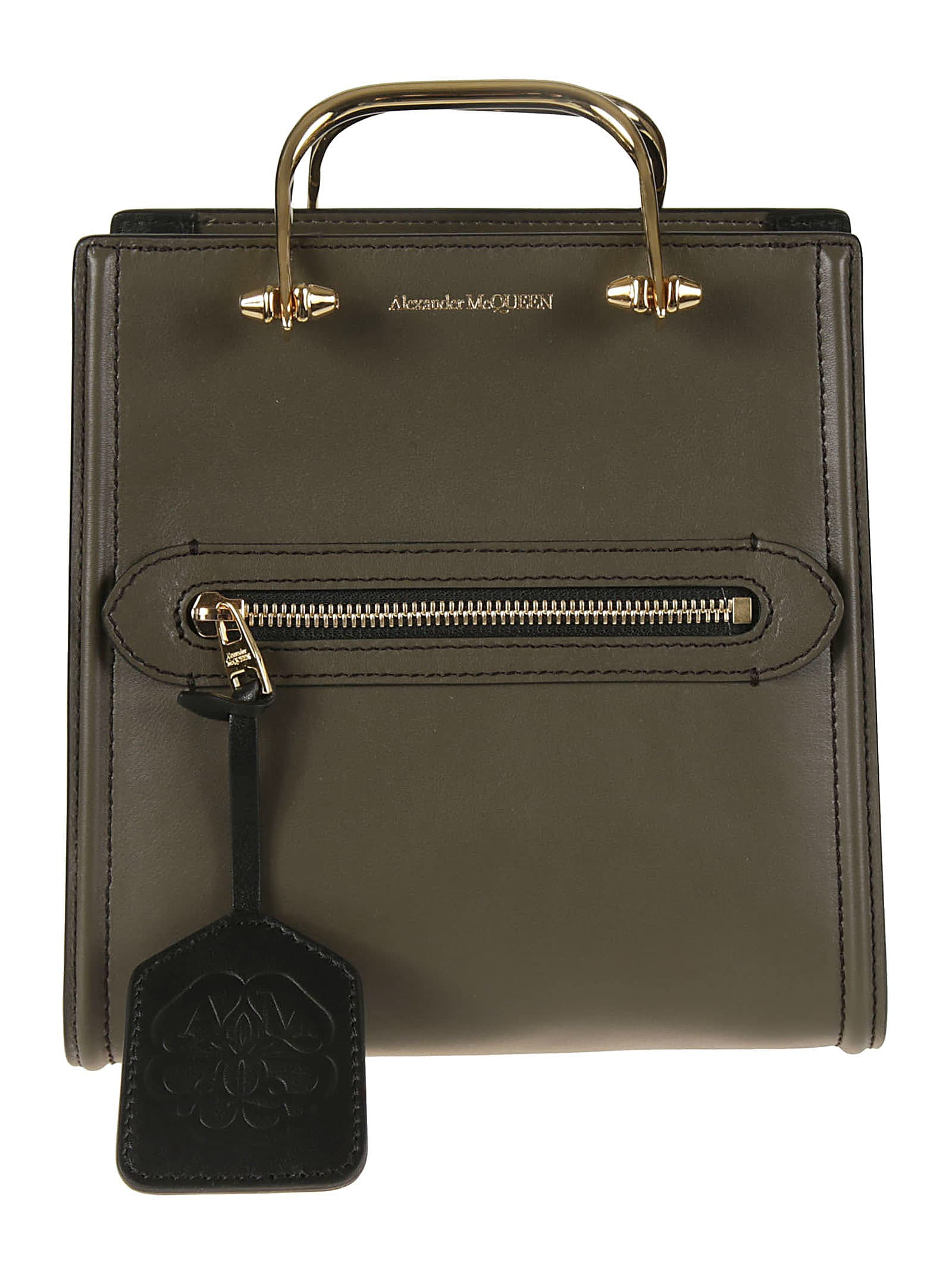 Alexander McQueen The Short Story Tote