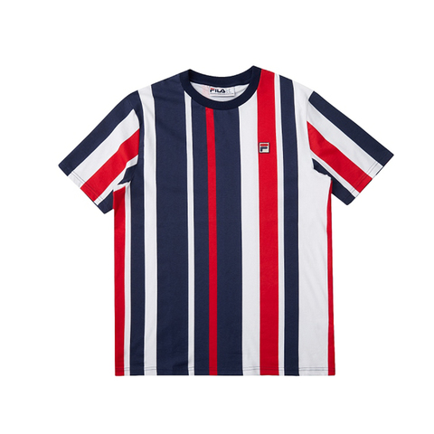 FILA 短袖T恤-丈青 1TEV-1808-NV