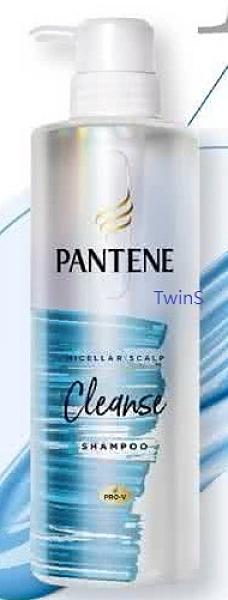 【PANTENE 潘婷】淨化極潤X淨澈 洗髮露500ml/護髮精華素500g