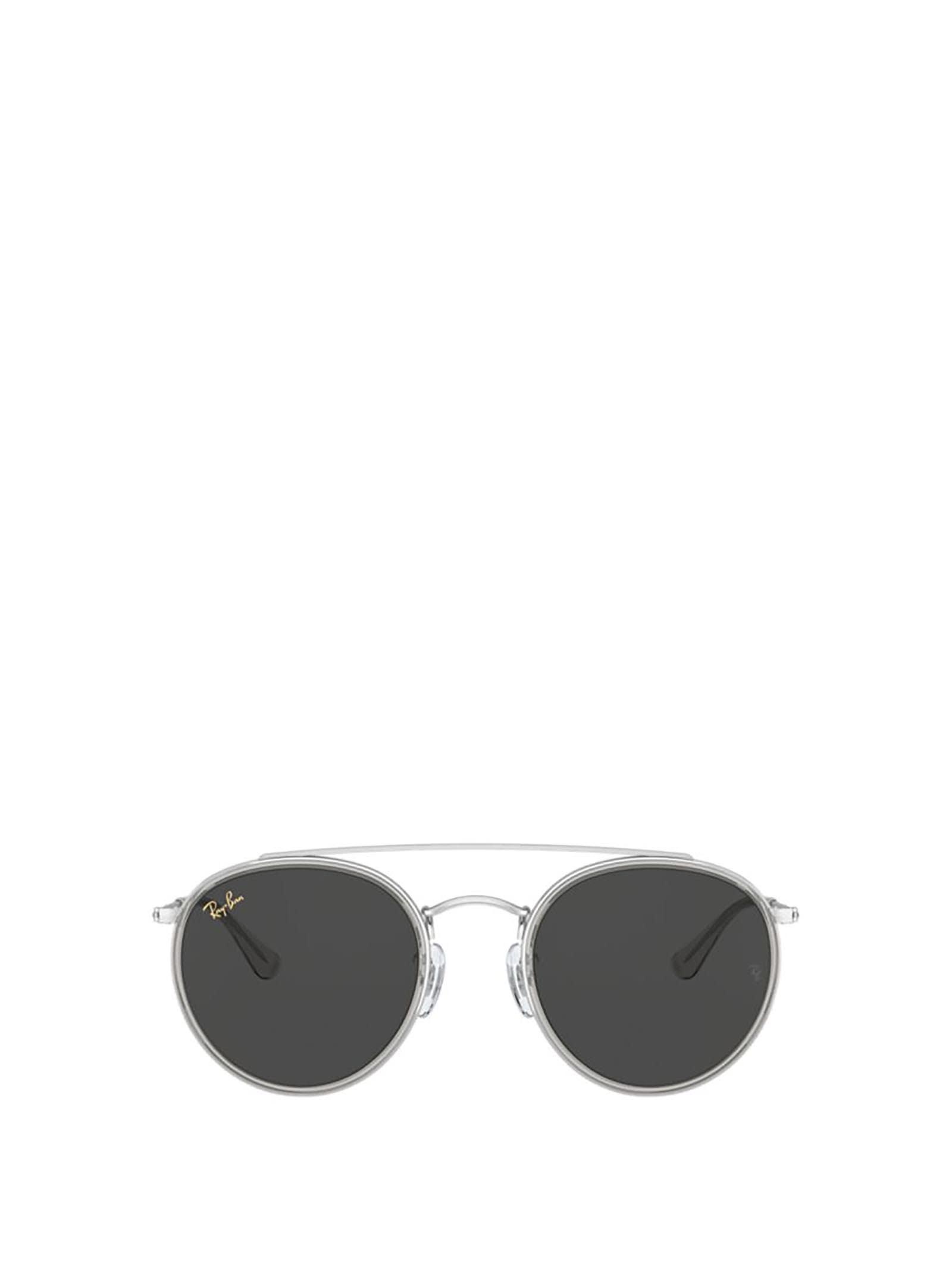 Ray-Ban Ray-ban Rb3647n Silver Sunglasses