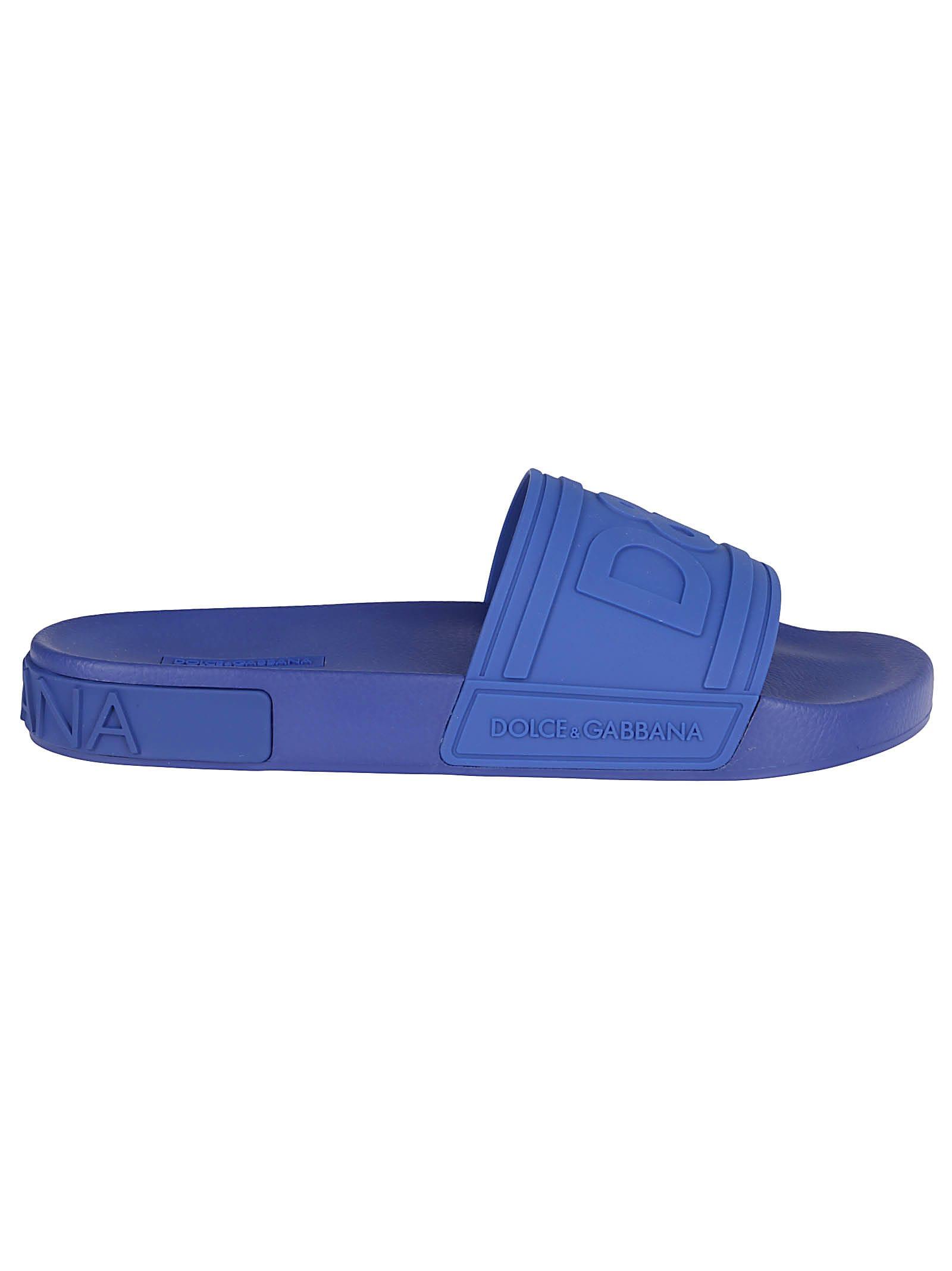 Electic Blue Sliders