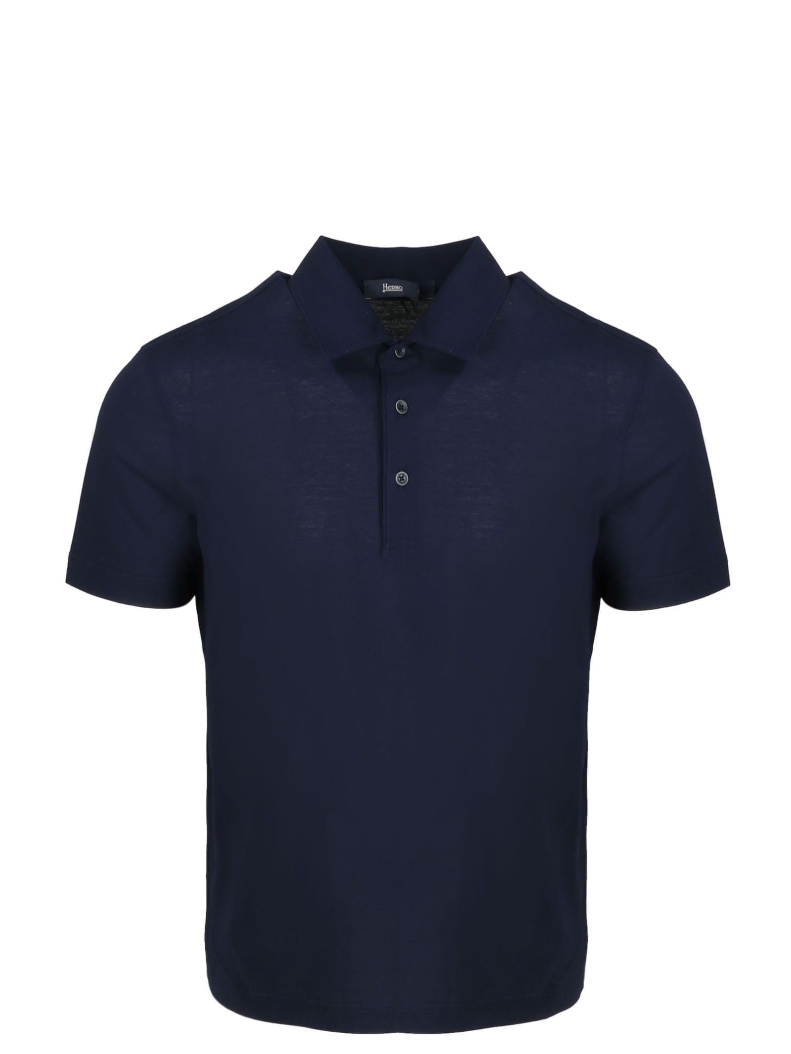 Herno Technical Jersey Polo