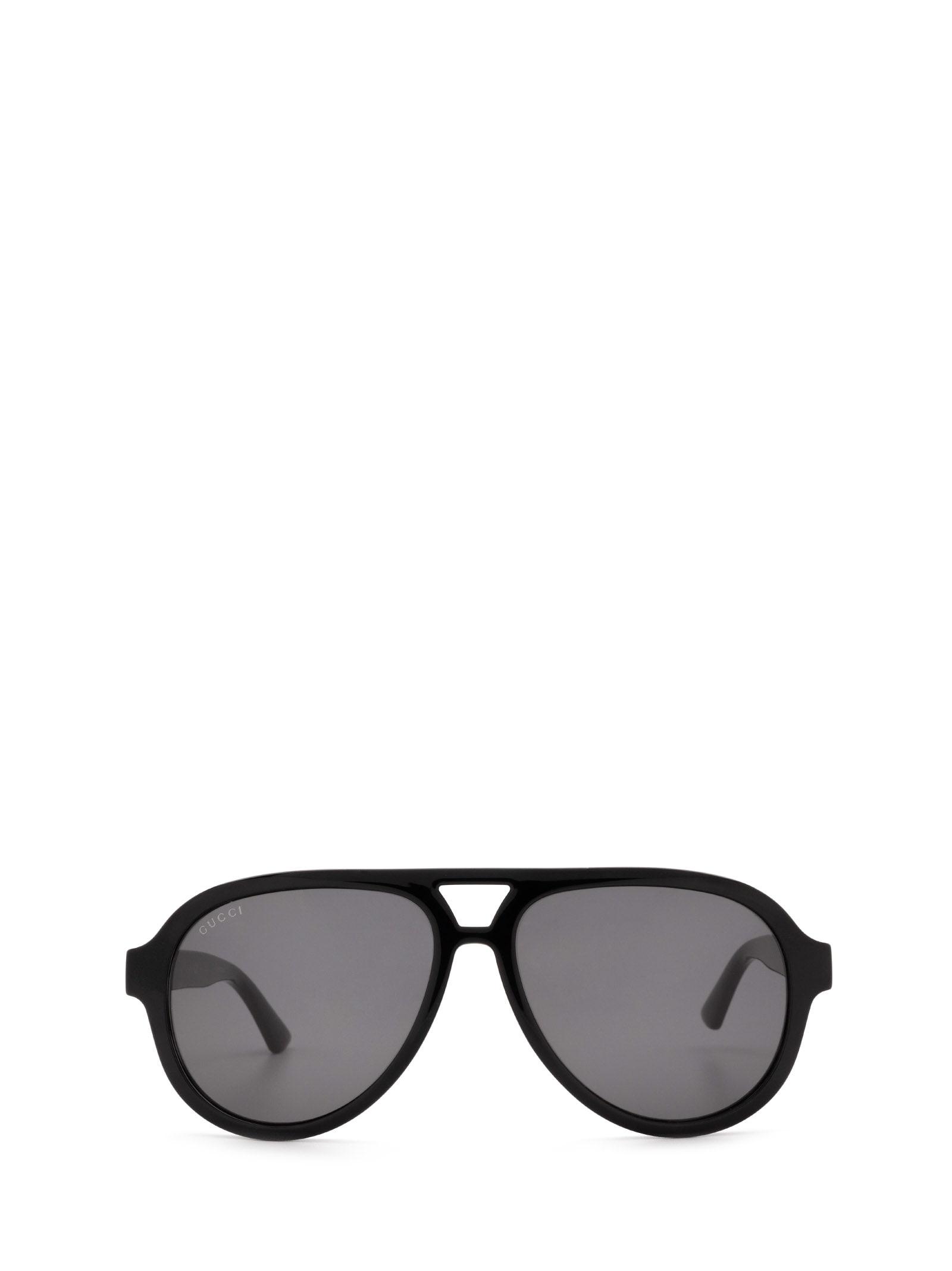 Gucci Gucci Gg0767s Black Sunglasses