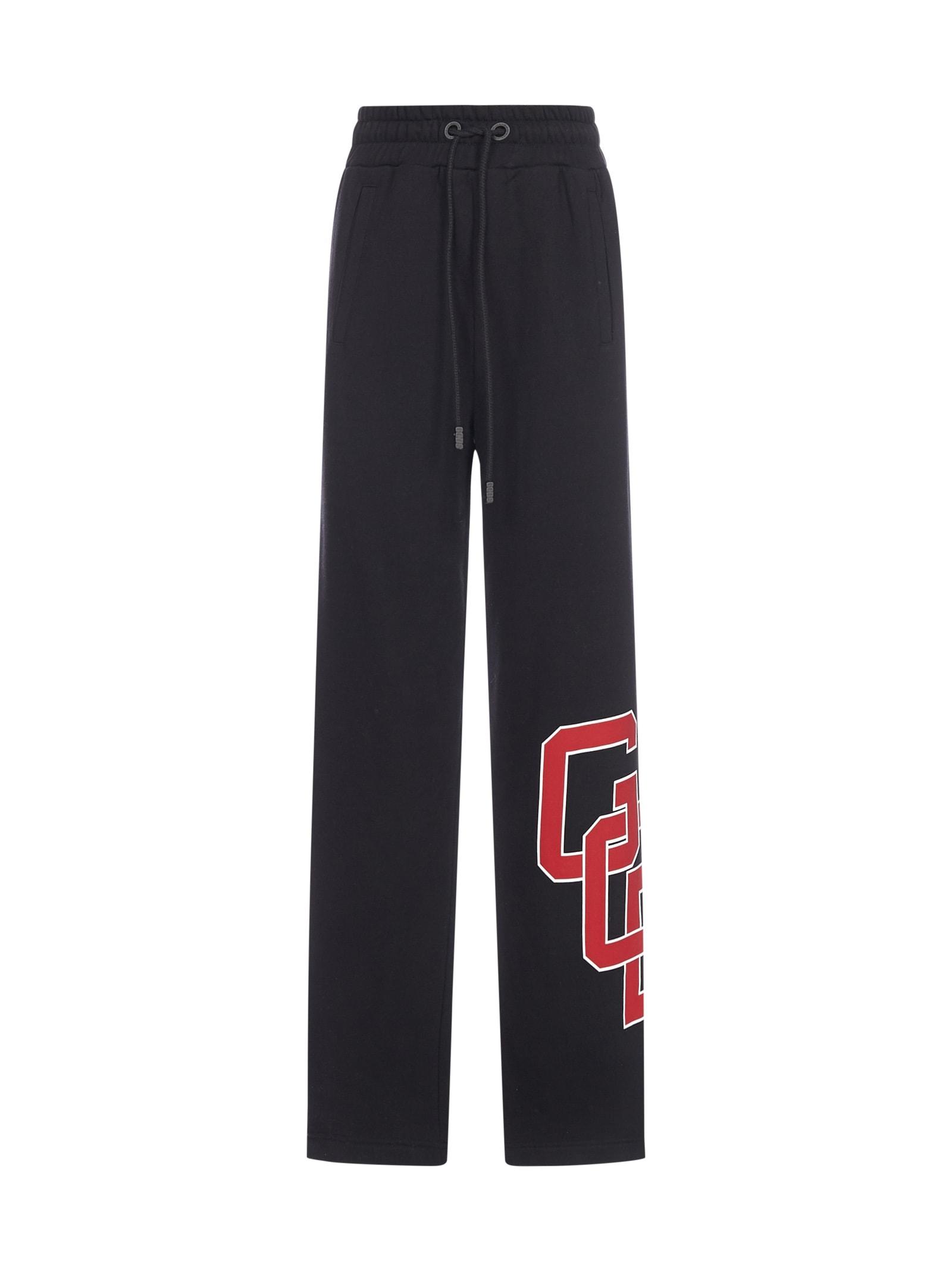 GCDS Logo Cotton Sweatpants