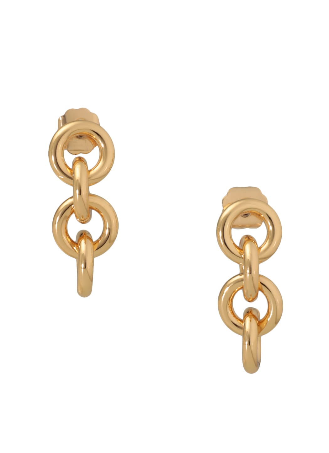 Federica Tosi Lauren Chain Earrings