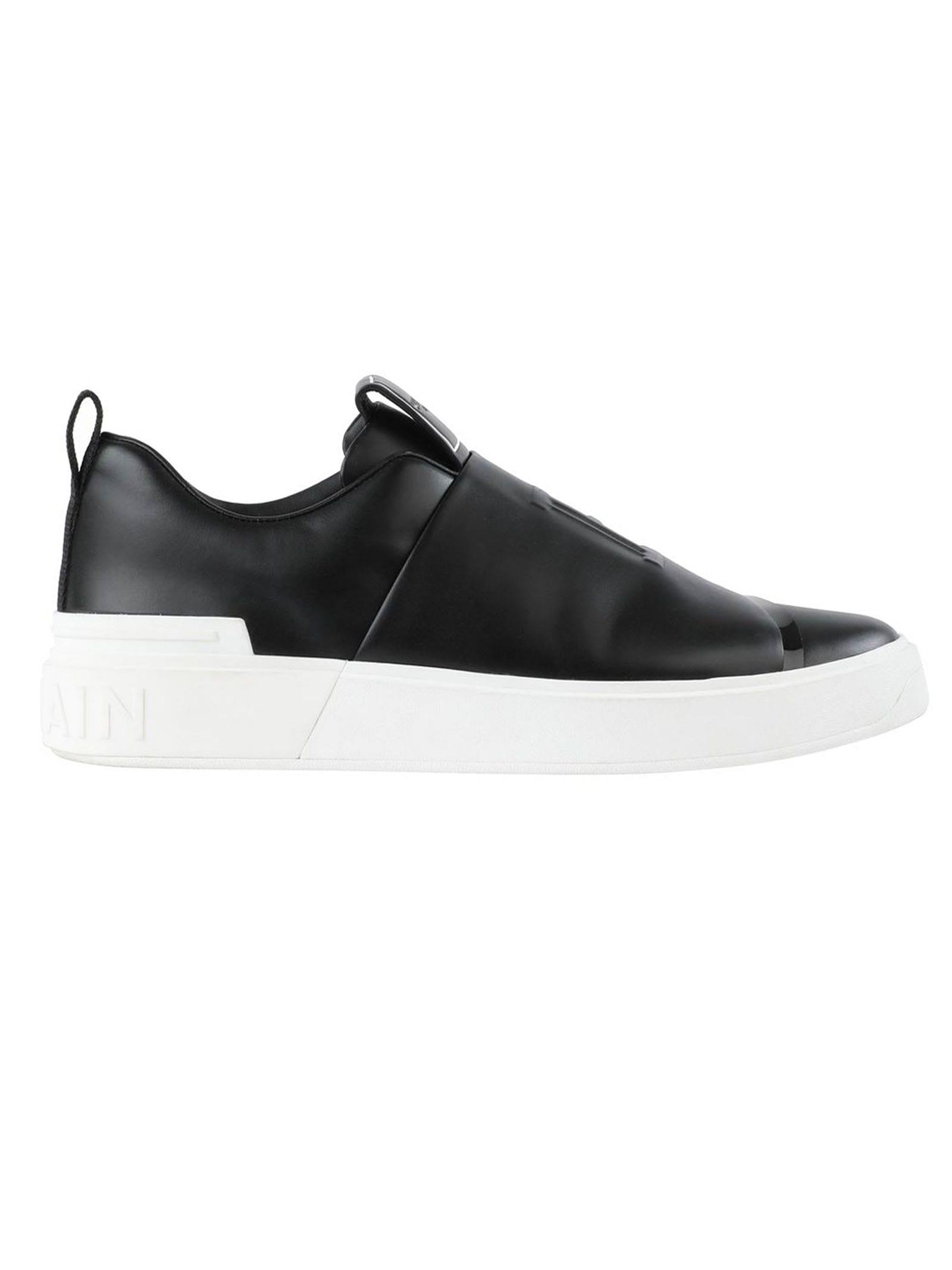 Balmain B-court Easy Sneakers