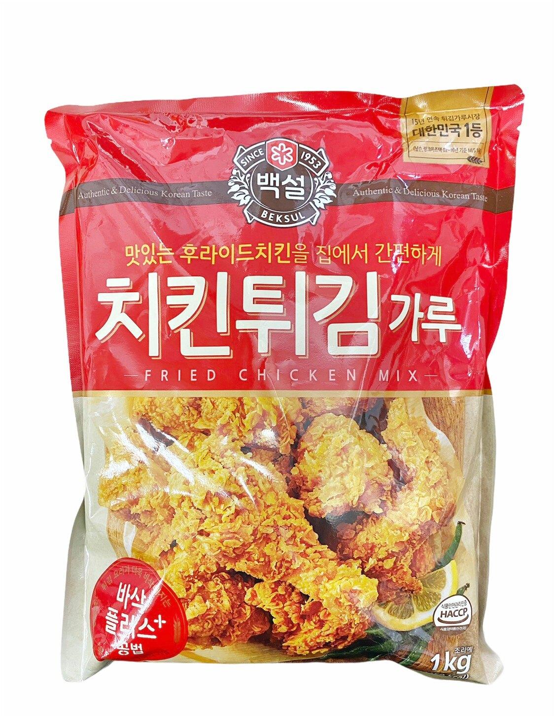 BEKSUL 韓國炸雞粉 1kg