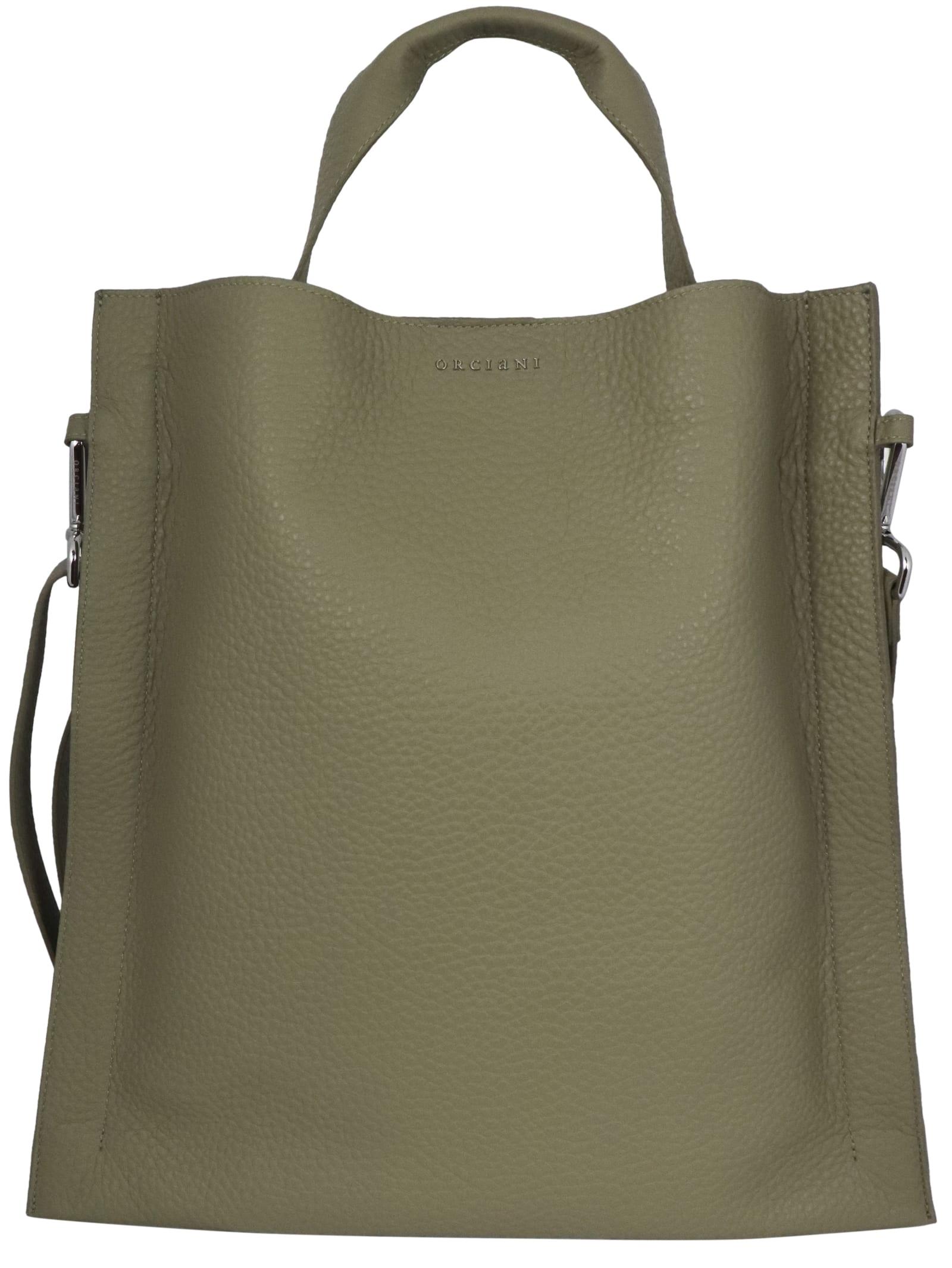 Orciani Iris Hobo Bag