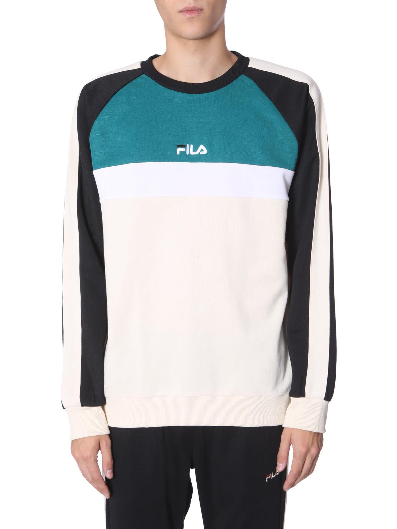 Fila Crew Neck Sweatshirt
