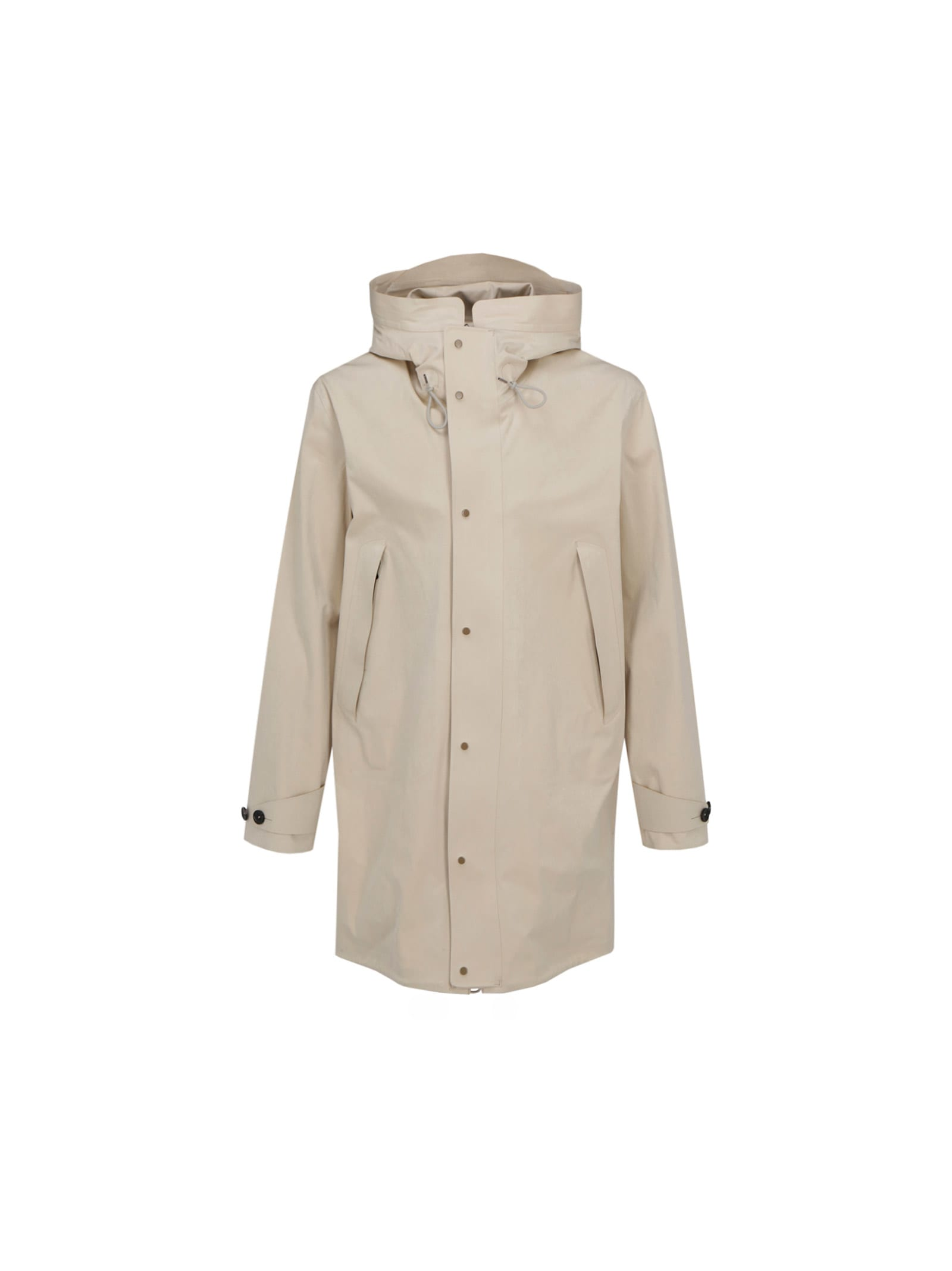 Cyclone Parka Coat