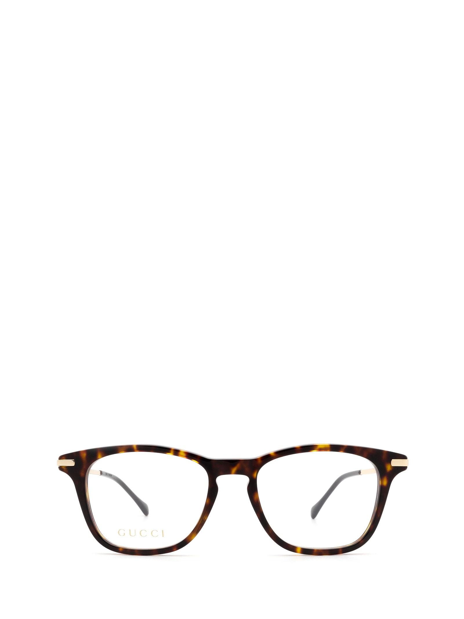 Gucci Gucci Gg0919o Dark Havana Glasses