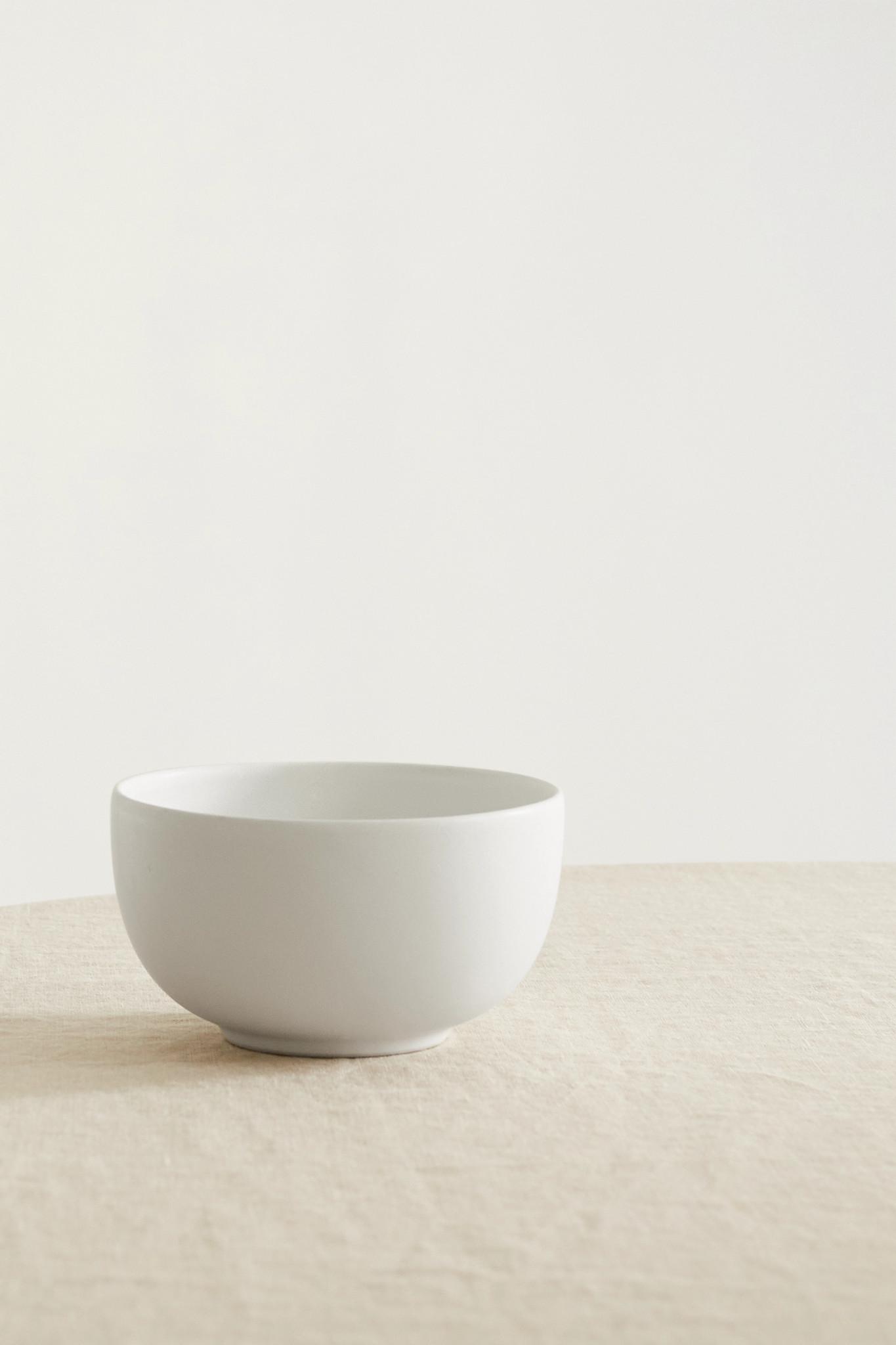 L'OBJET - Terra Porcelain Cereal Bowl - Off-white - one size