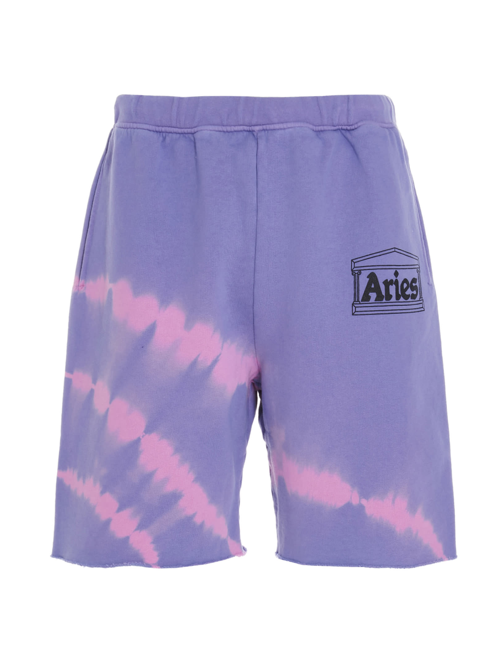 Aries tie Dye Temple Pants