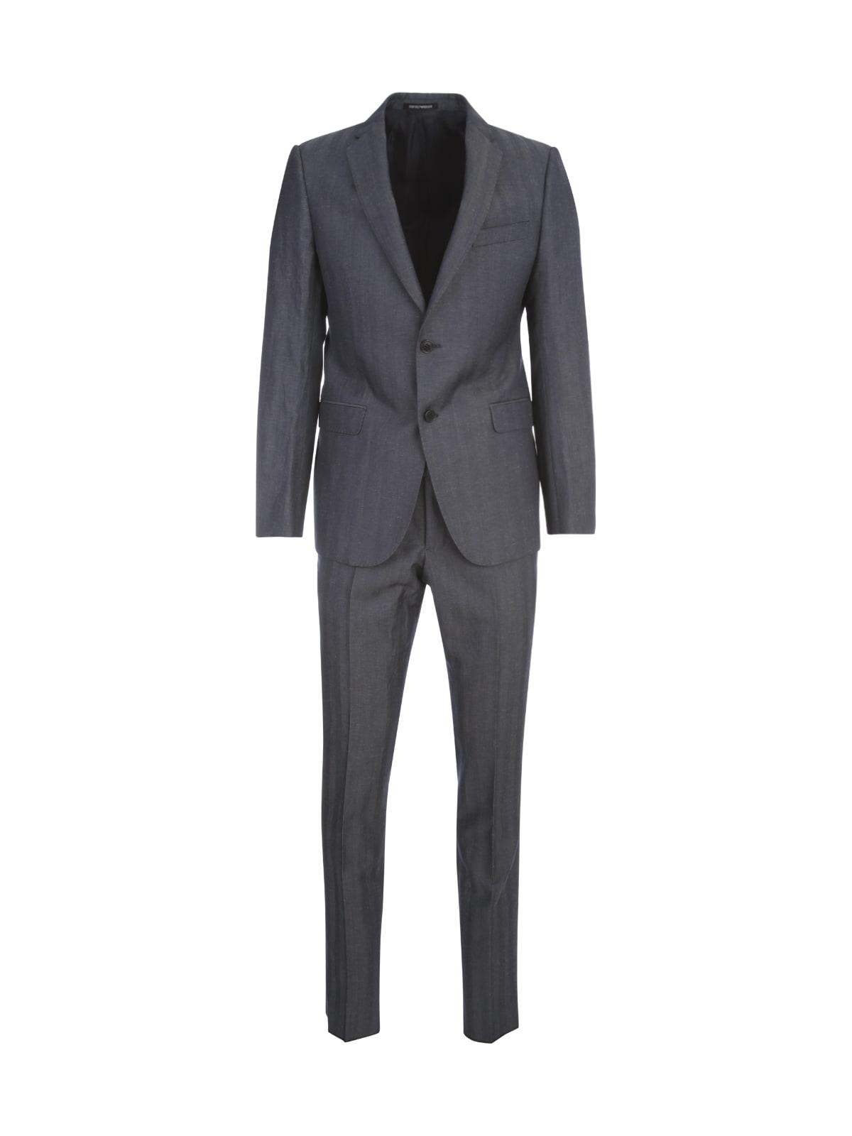 Emporio Armani Trouser Suit