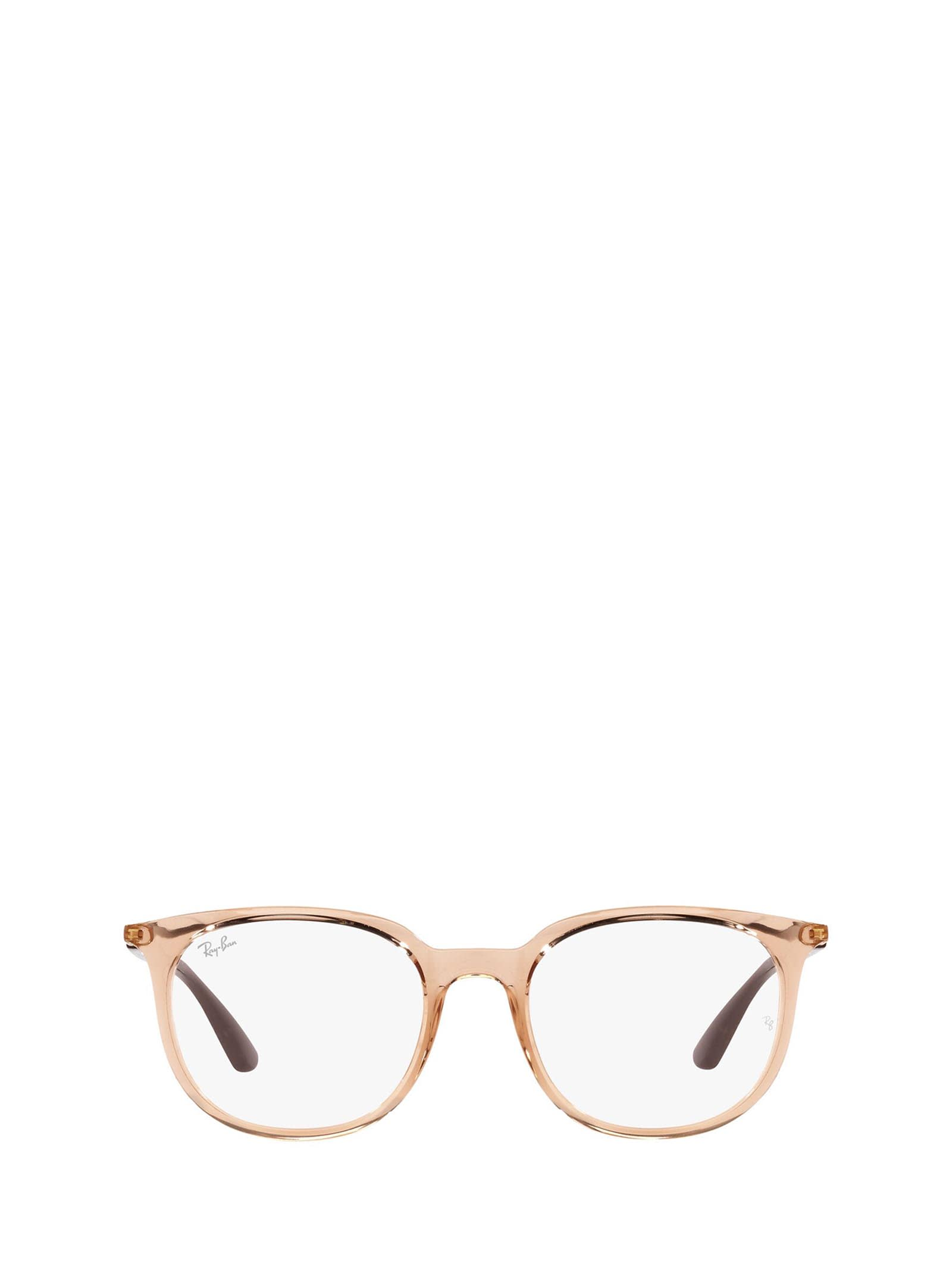Ray-Ban Ray-ban Rx7190 Light Brown Glasses