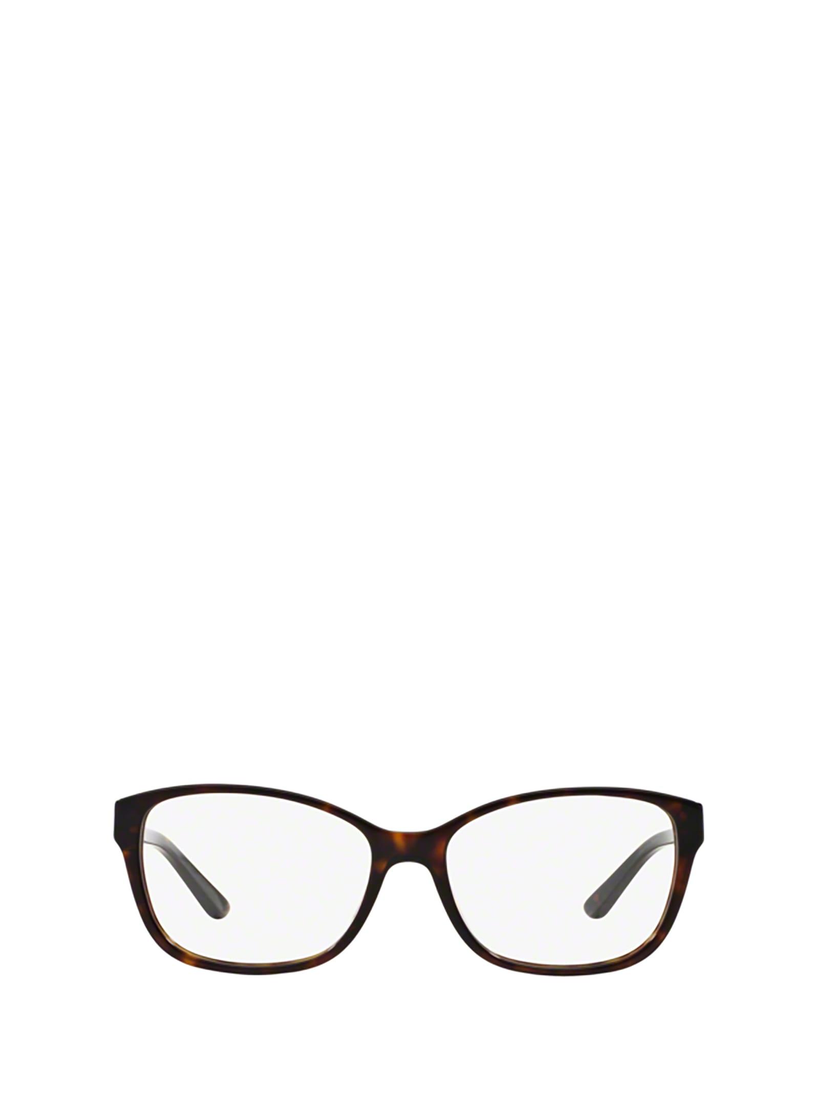 Ralph Lauren Ralph Lauren Rl6136 Shiny Dark Havana Glasses