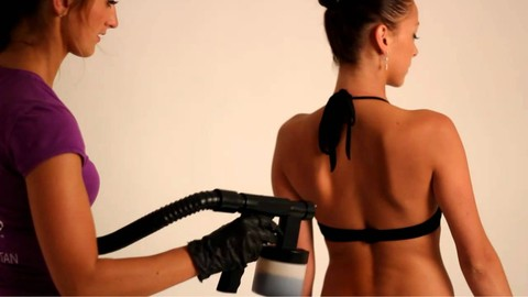 How To Start Your Own Successful Spray Tanning Business