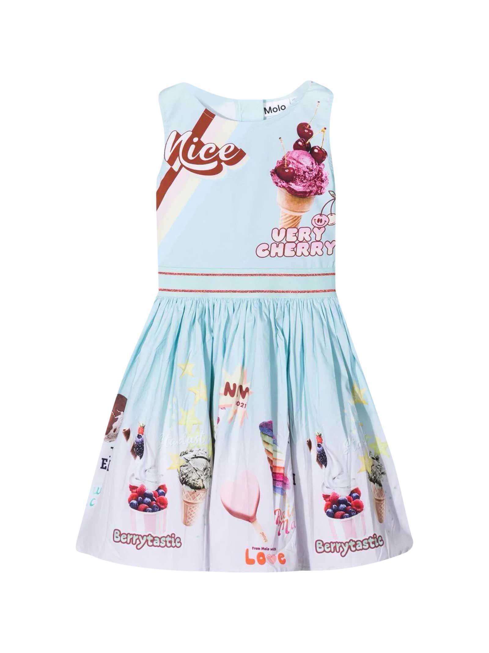 Molo Carli Blue Dress