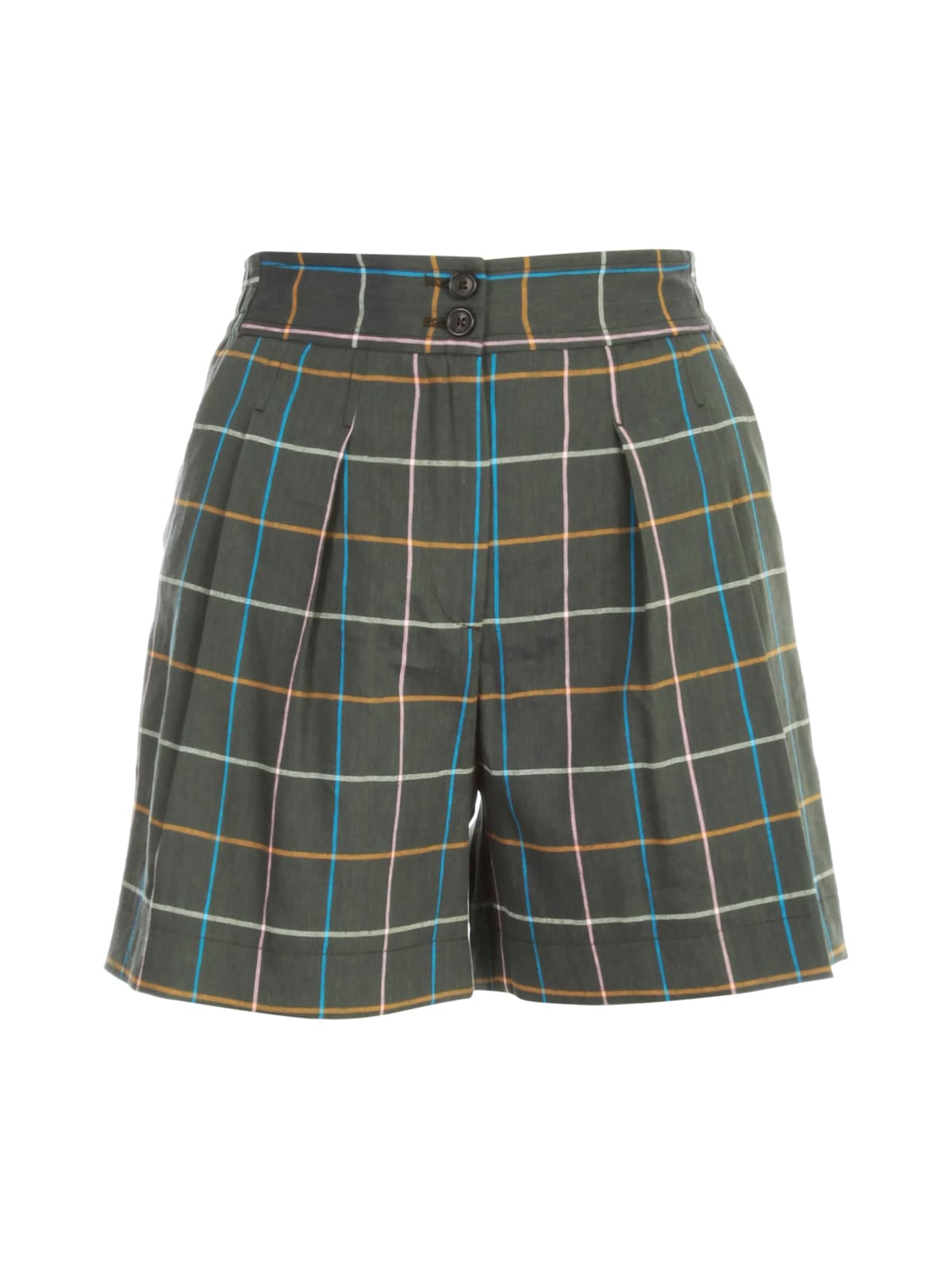 PS by Paul Smith Checked Shorts