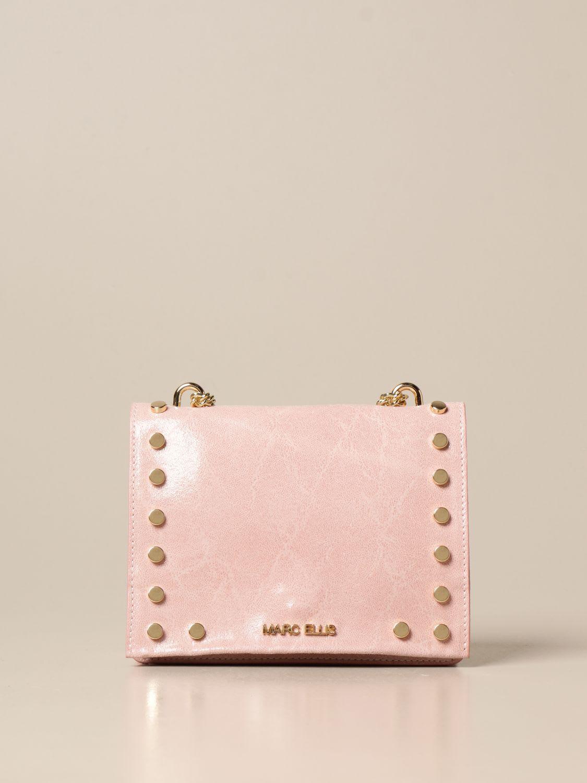 Marc Ellis Mini Bag Alisya Marc Ellis Bag In Leather With Studs