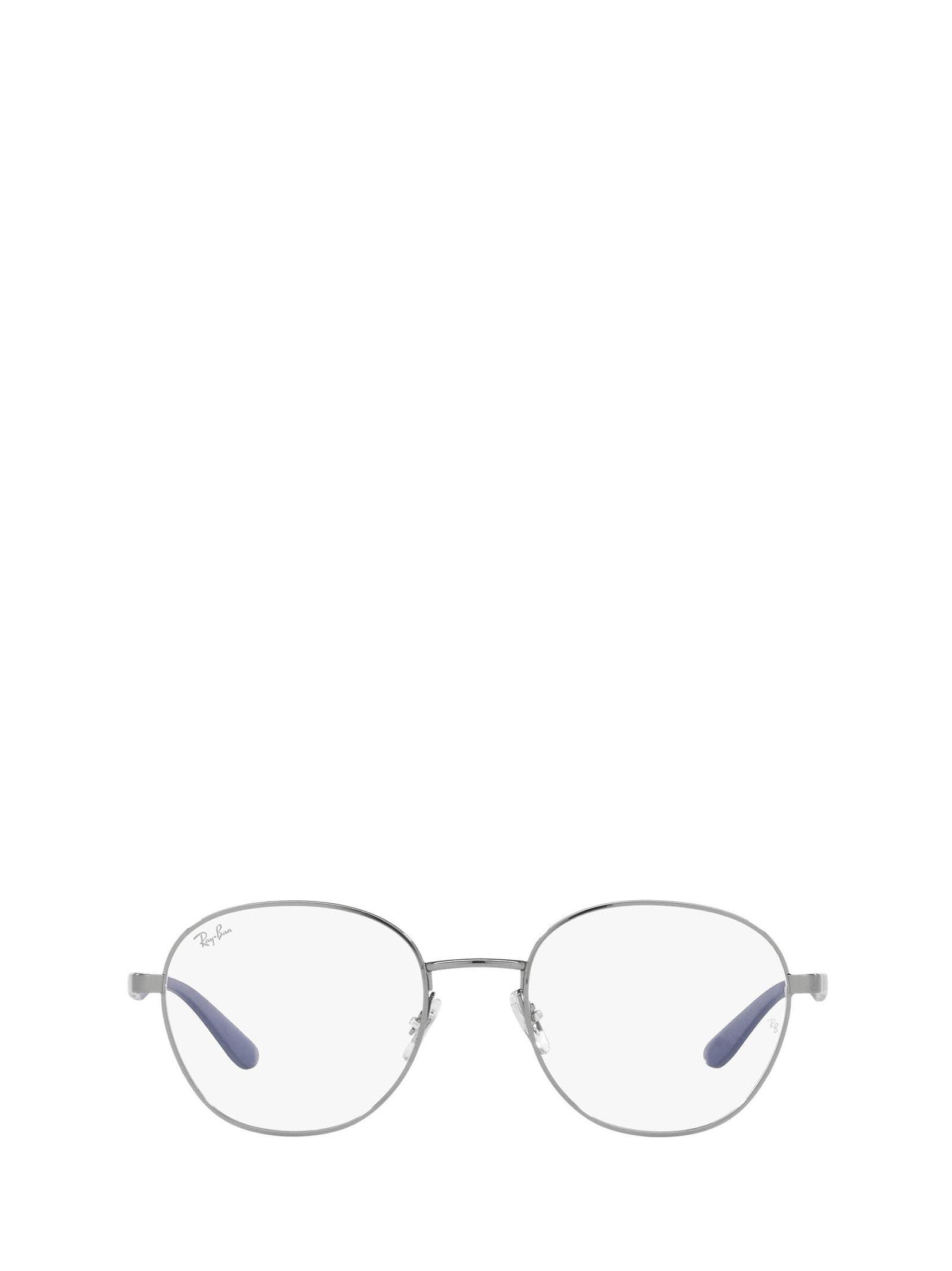 Ray-Ban Ray-ban Rx6461 Gunmetal Glasses