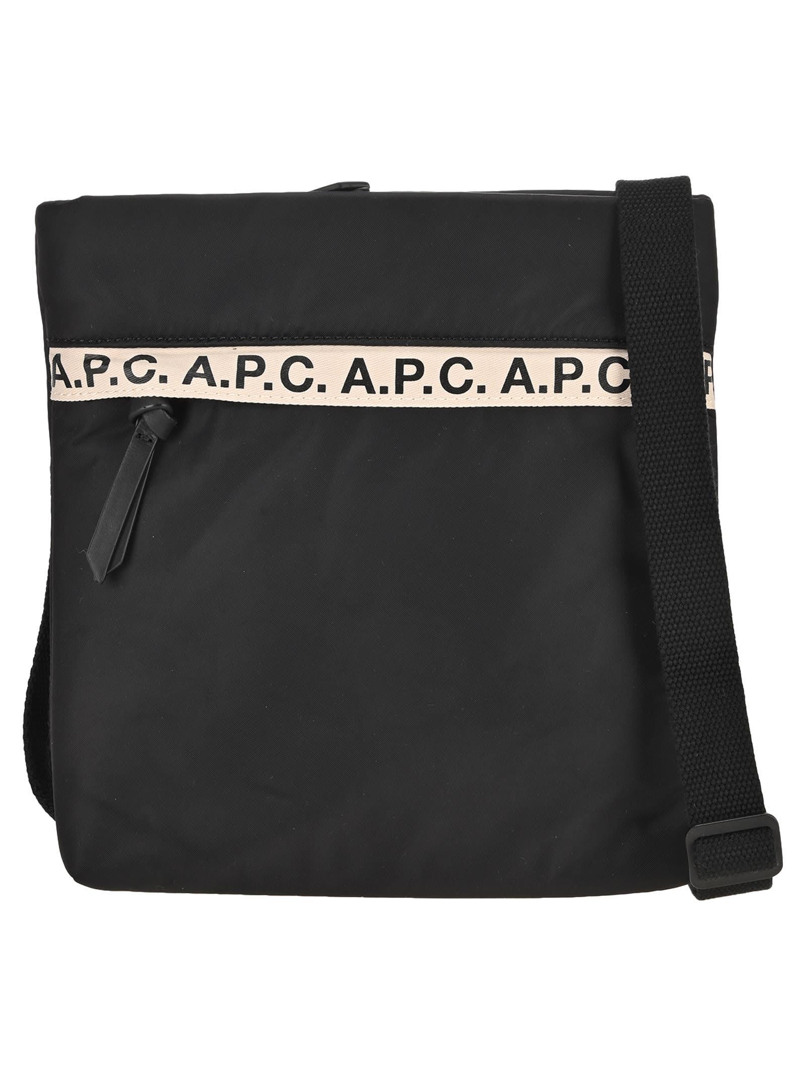 A.p.c. Repeat Messenger Bag