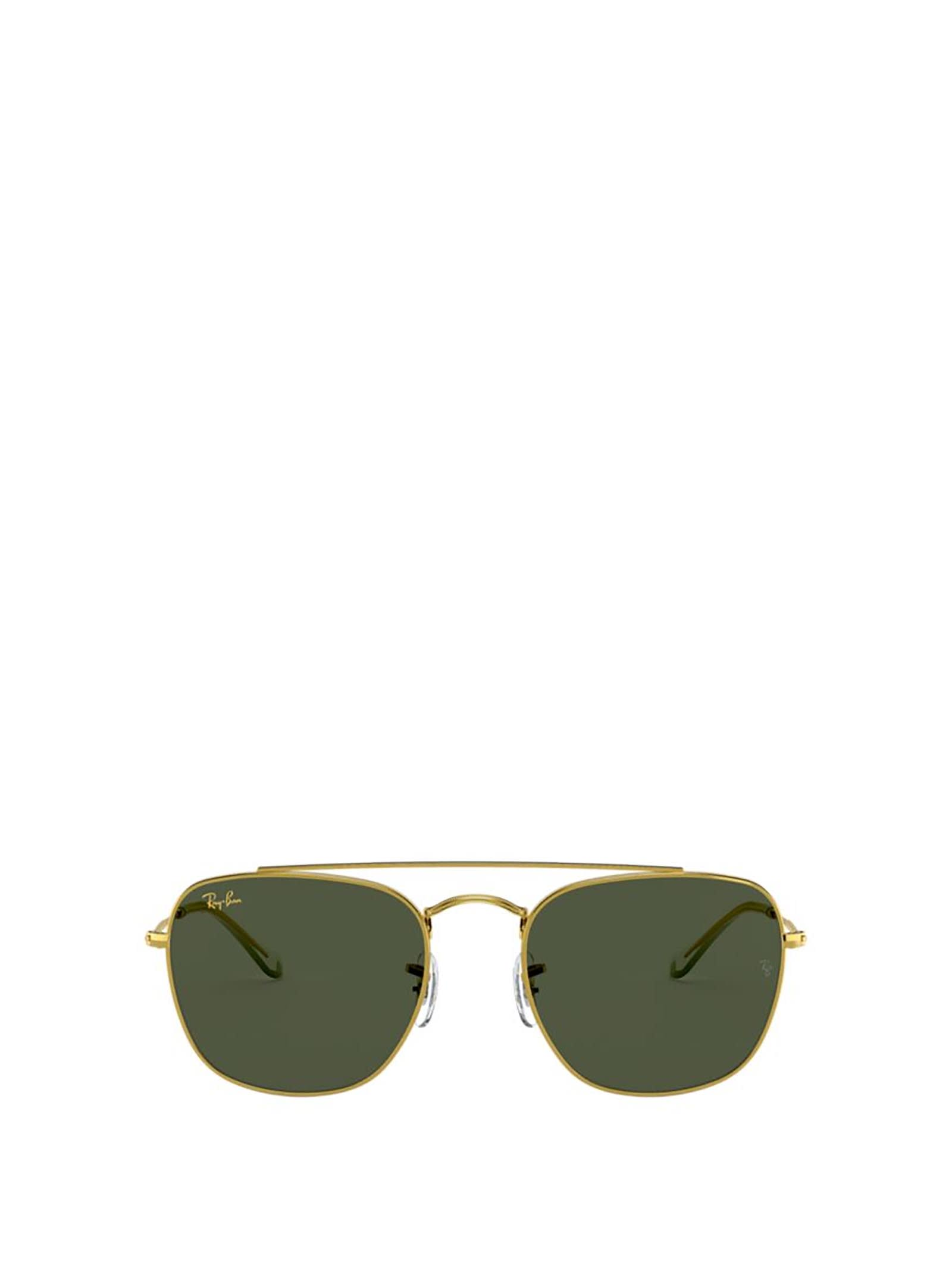 Ray-Ban Ray-ban Rb3557 Legend Gold Sunglasses