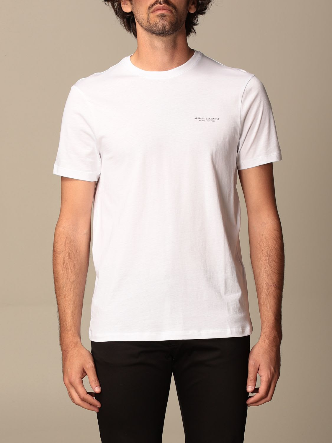 Armani Exchange T-shirt Armani Exchange T-shirt With Logo