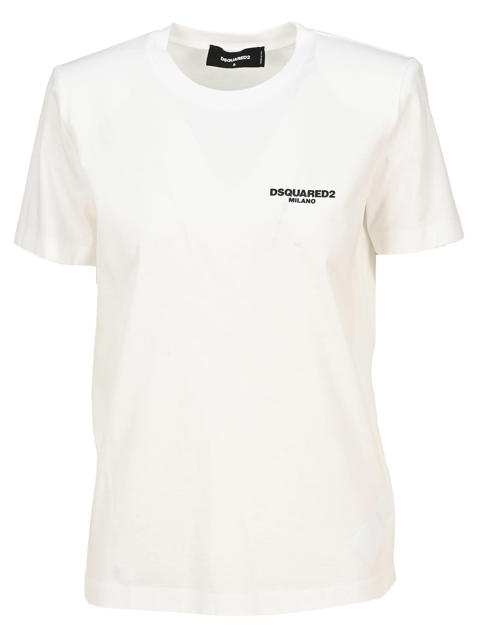 D Squared Logo Printed T-shirt