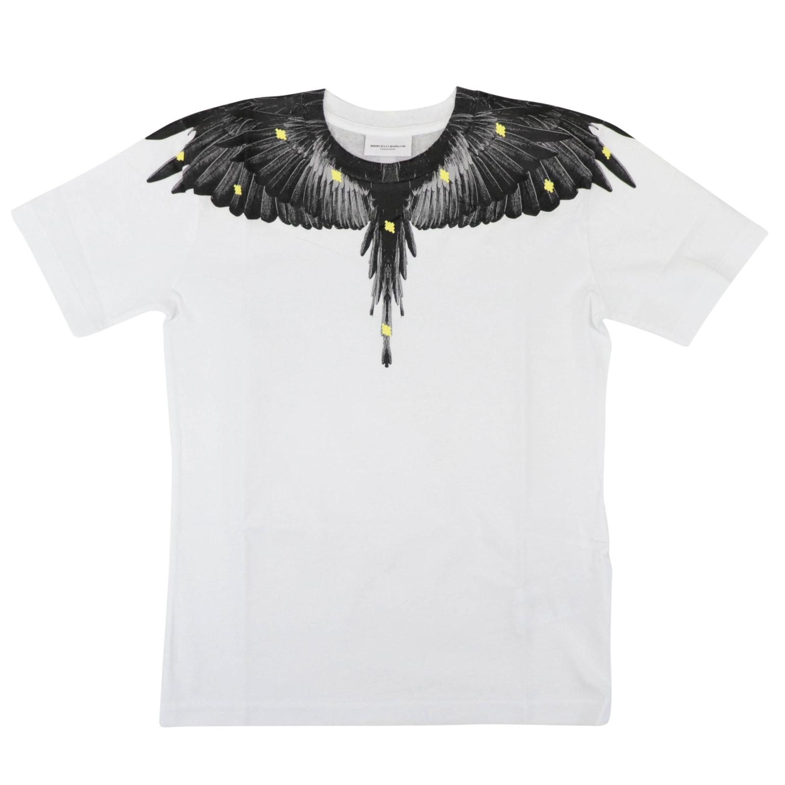 Marcelo Burlon Wings Cross T-shirt