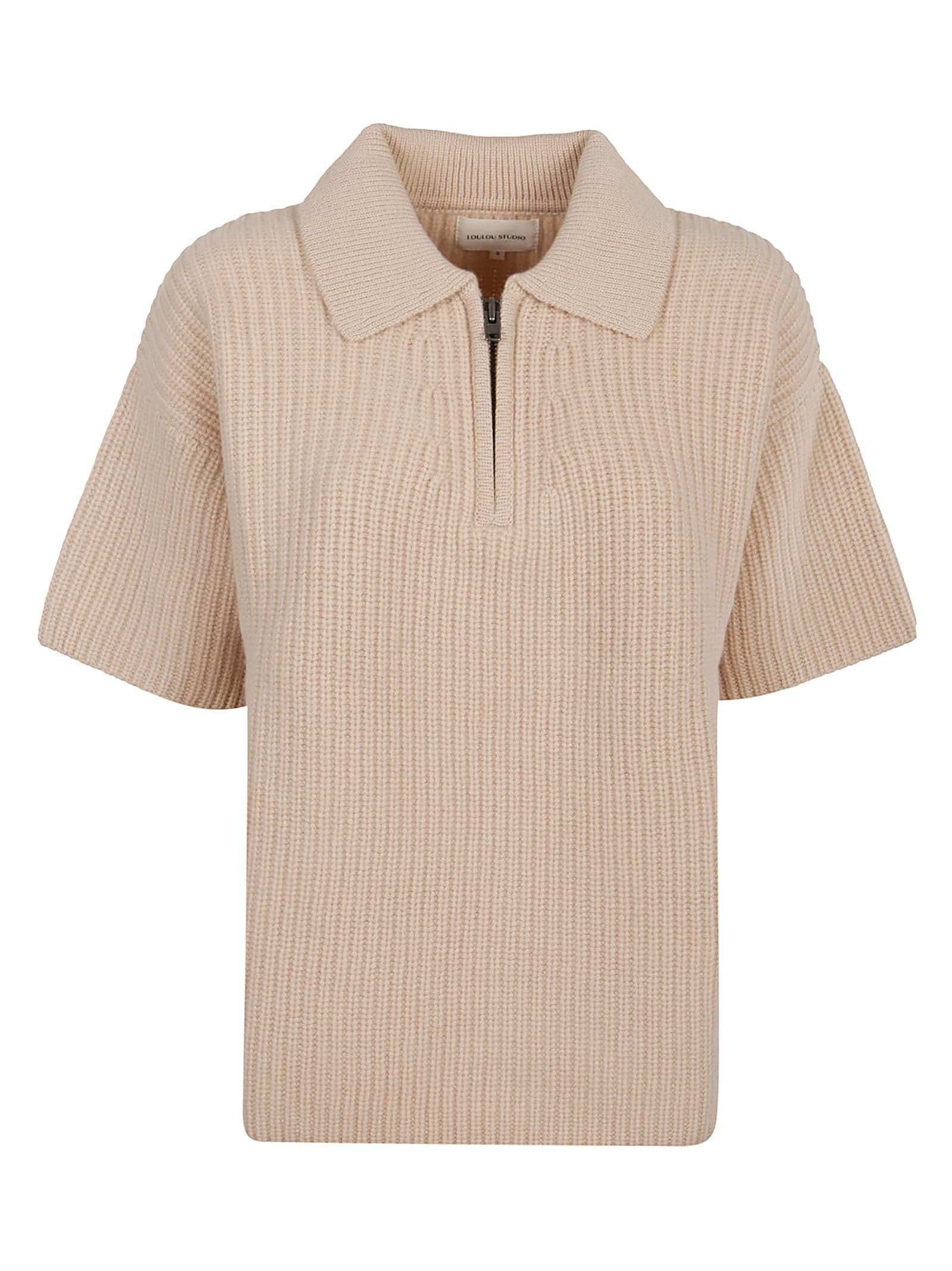 Loulou Studio Rusinga Polo Shirt