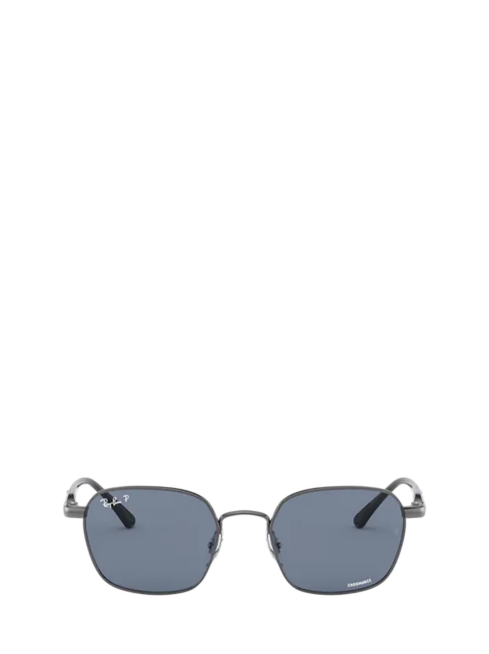 Ray-Ban Ray-ban Rb3664ch Gunmetal Sunglasses