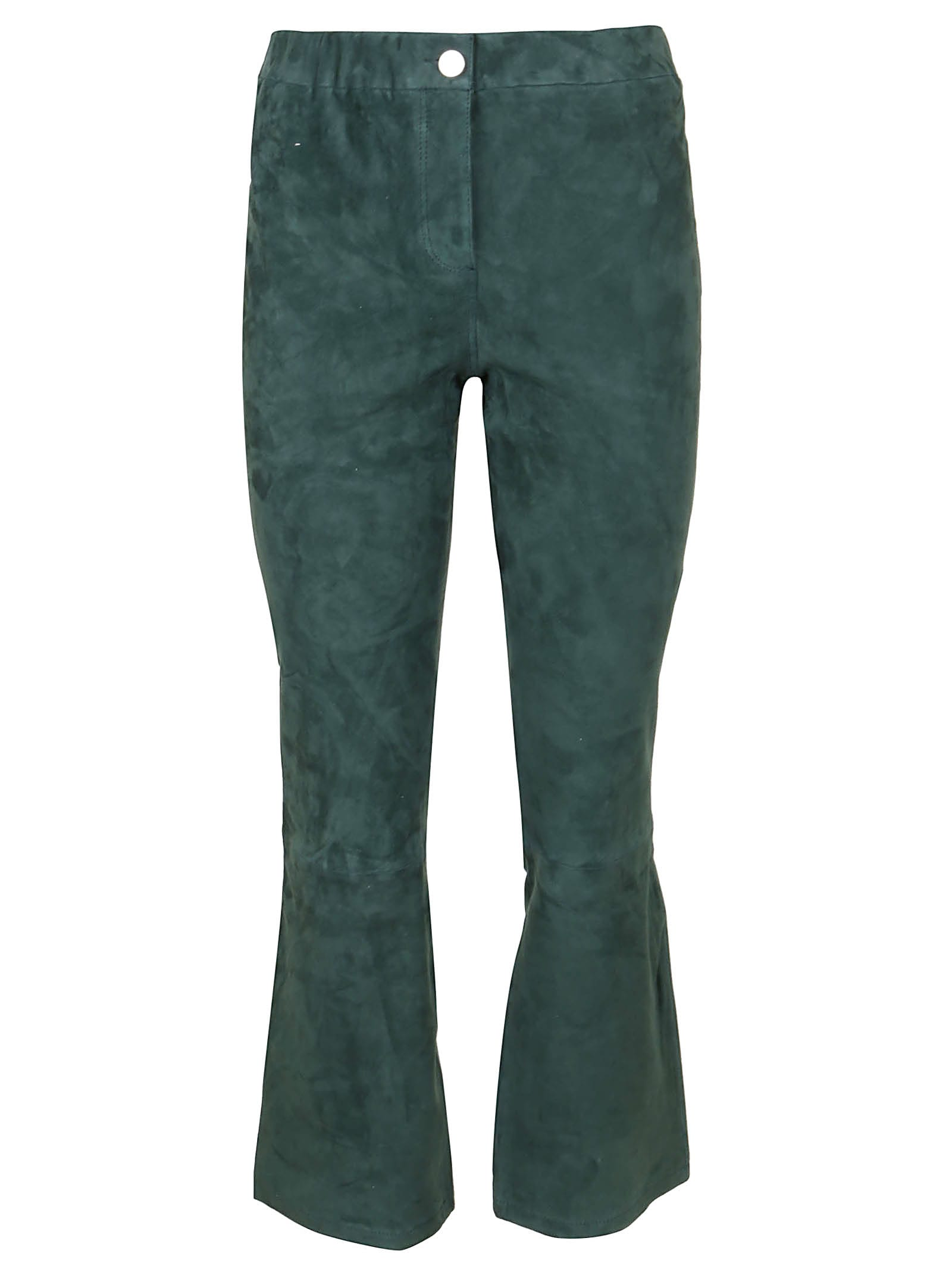 ARMA Lively Stretch Suede Pants