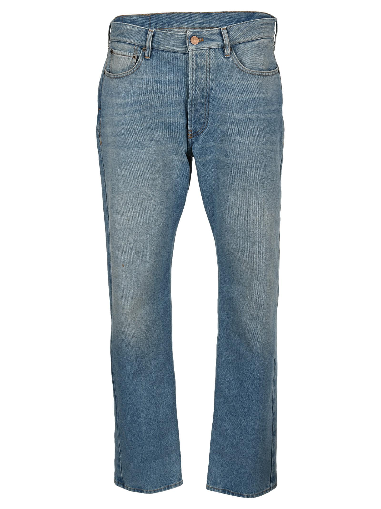 Balenciaga Flatground Slim Jeans