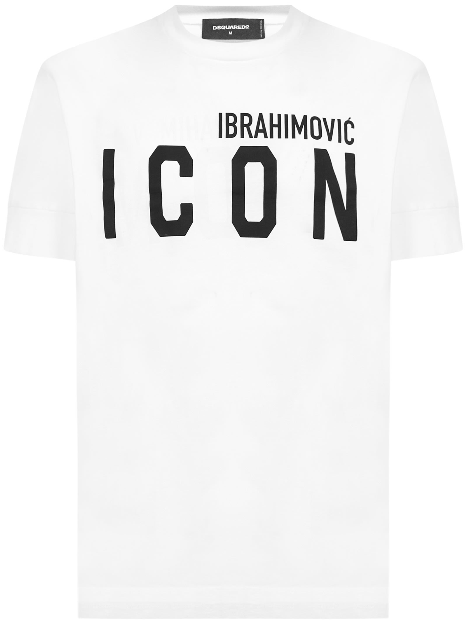 Dsquared2 X Ibra Icon T-shirt