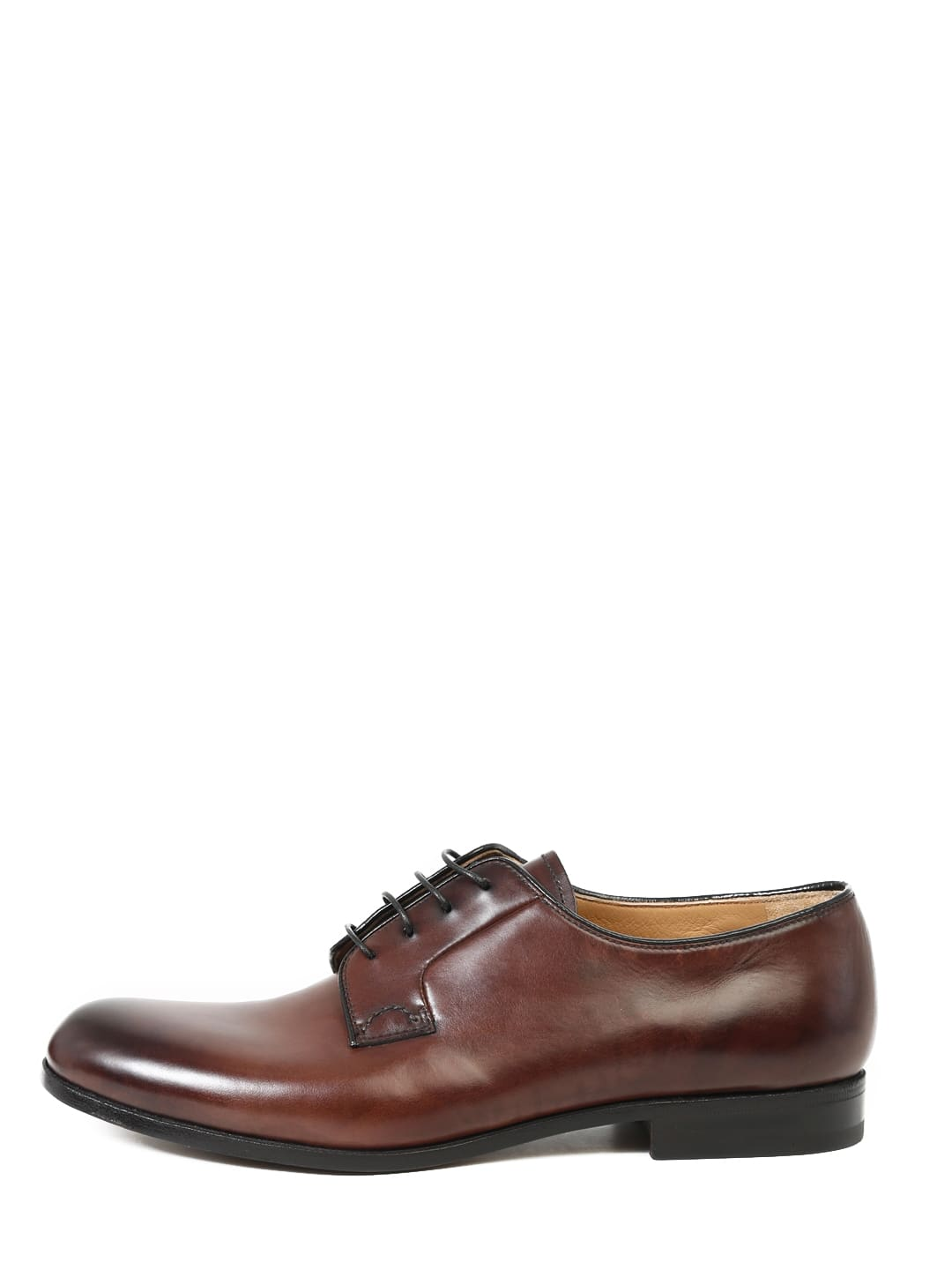 Churchs Leather Lace-up Shoes Brown