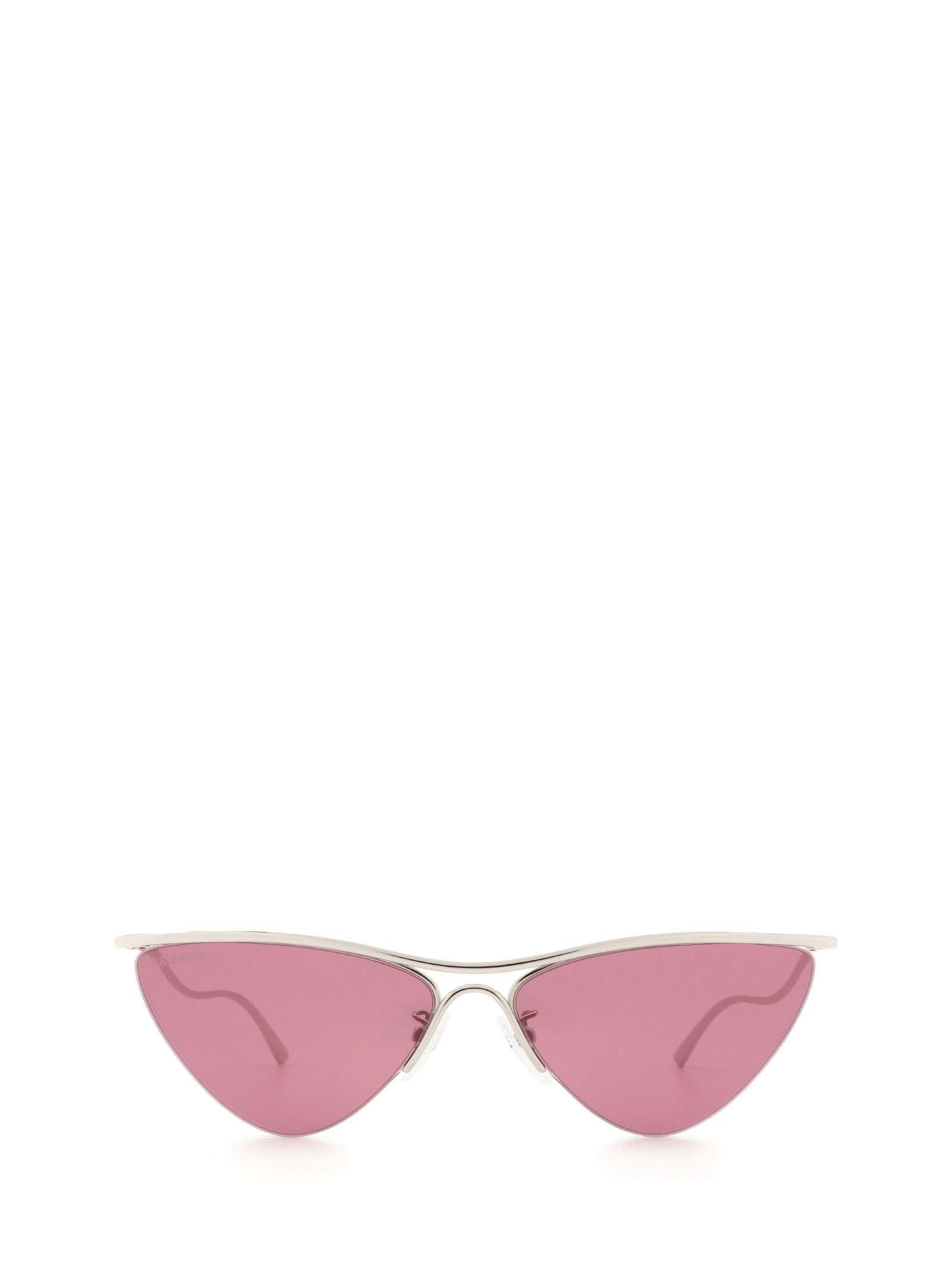Balenciaga Balenciaga Bb0093s Silver Sunglasses