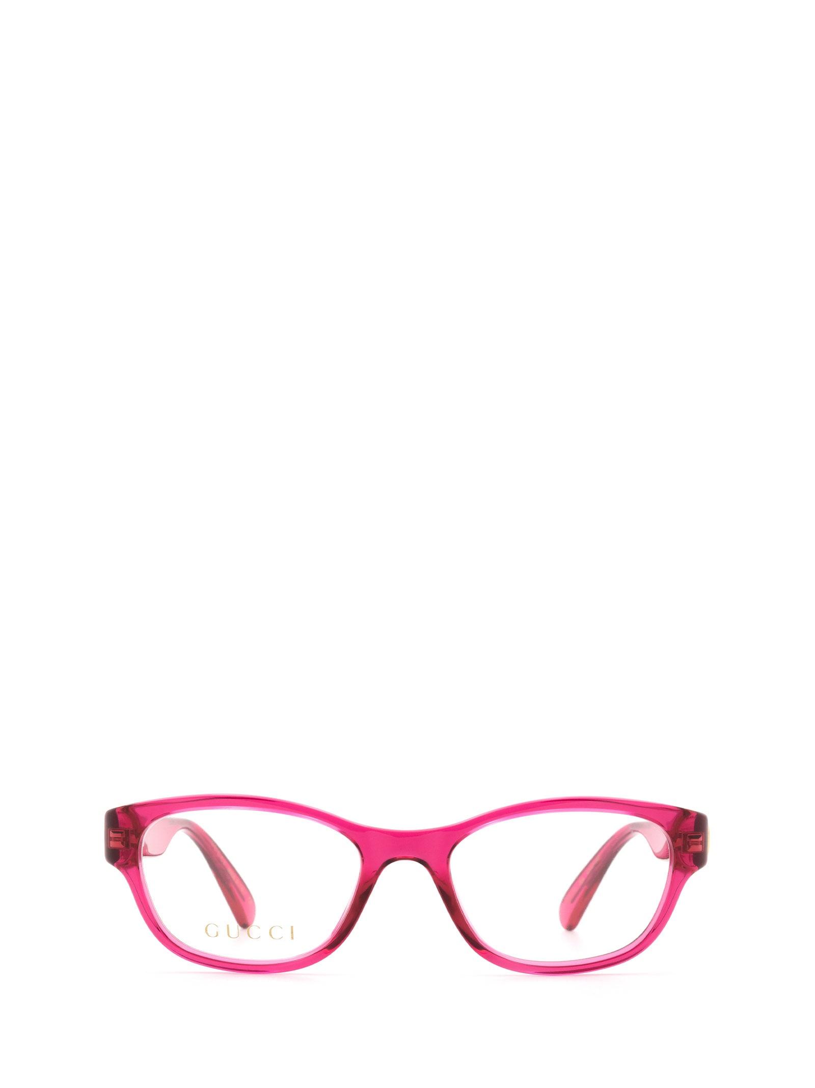 Gucci Gucci Gg0717o Pink Glasses