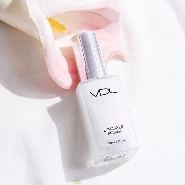 VDL 立體光耀璀璨妝前乳 貝殼提亮乳 30ml 飾底乳【SP嚴選家】