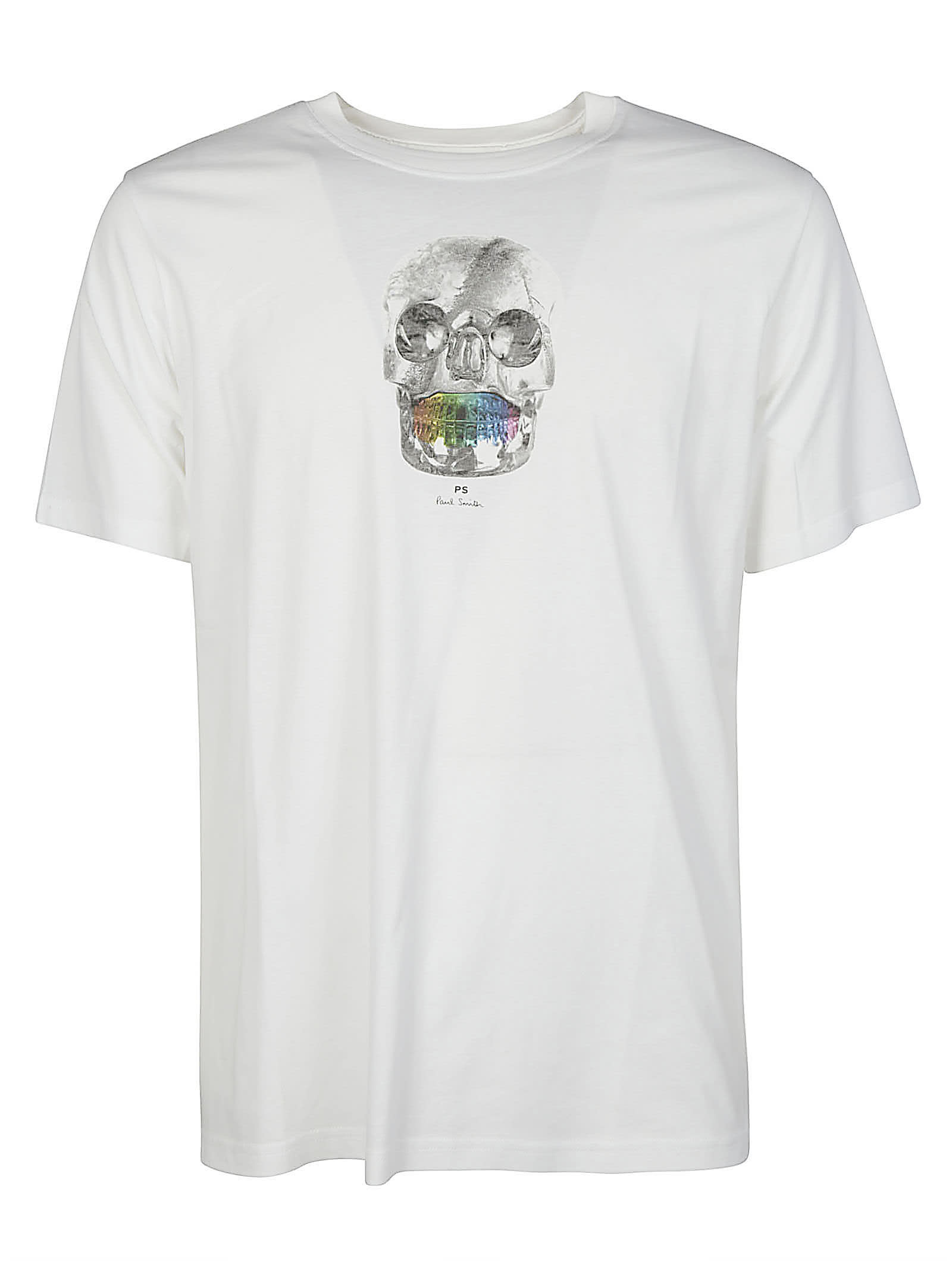 Regular Fit Skull T-shirt Paul Smith