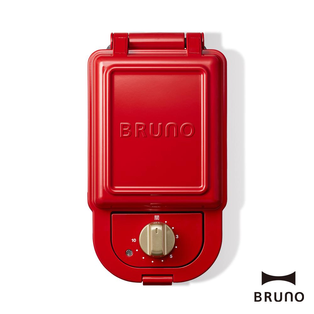 【日本BRUNO】熱壓三明治鬆餅機