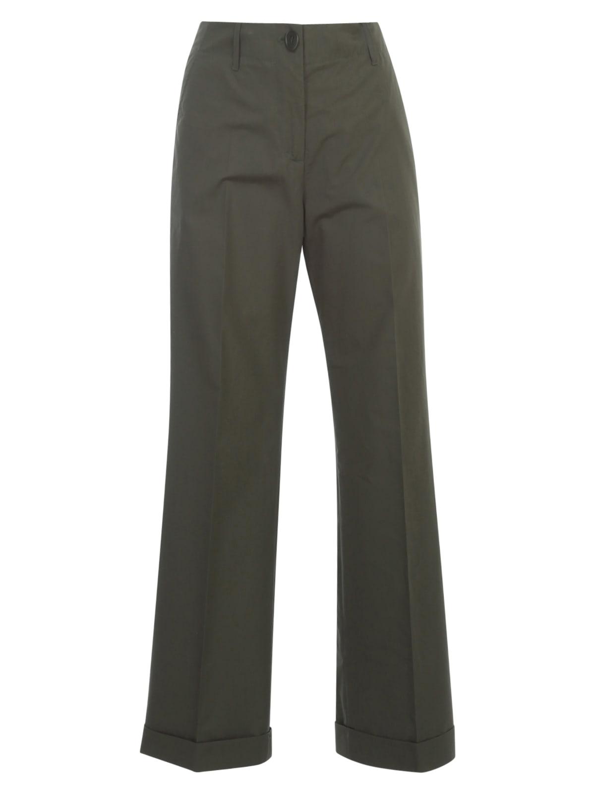 Aspesi Pants W/lapel